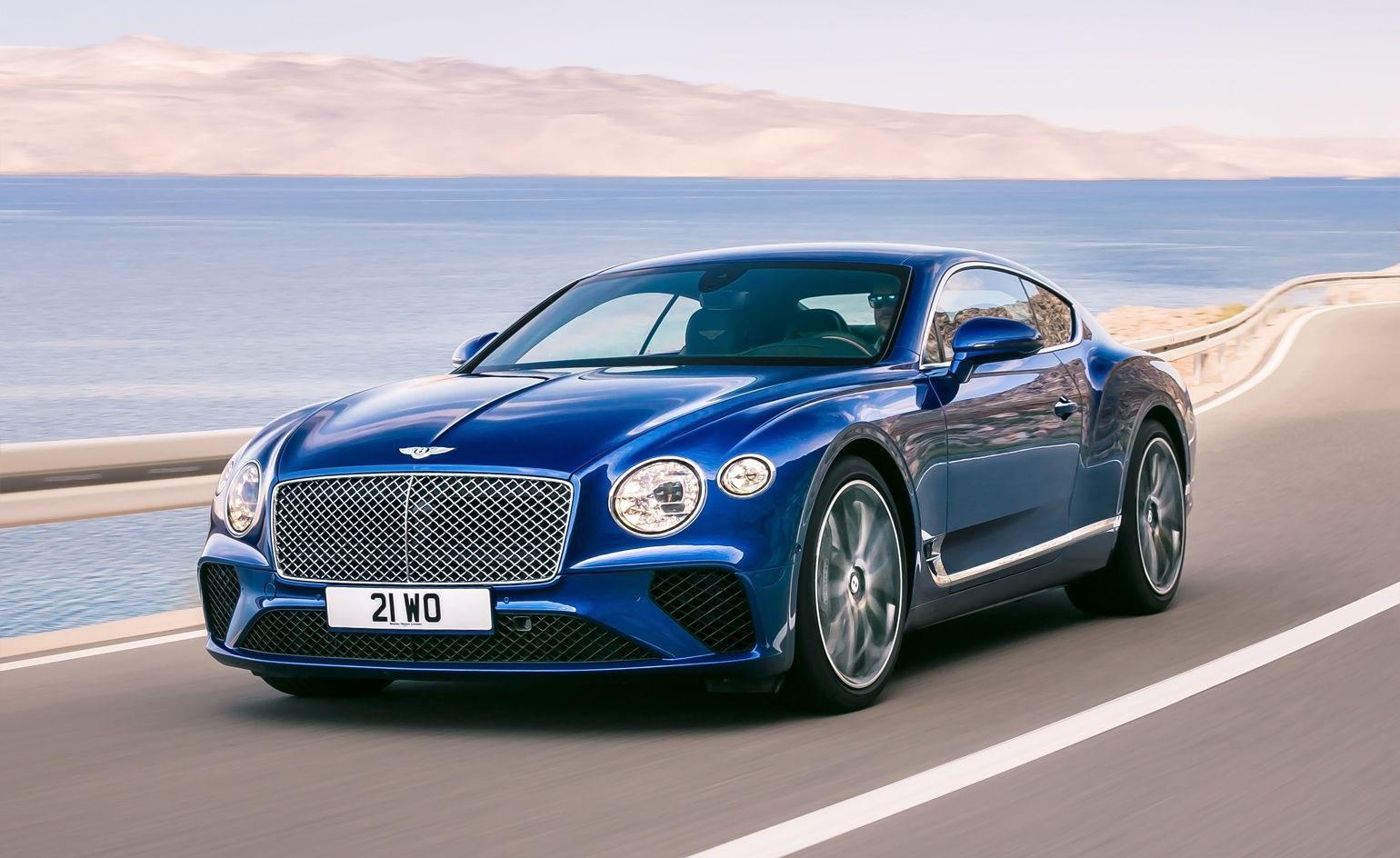 Bentley's new Continental GT is a complete re-imagining | Wallpaper*