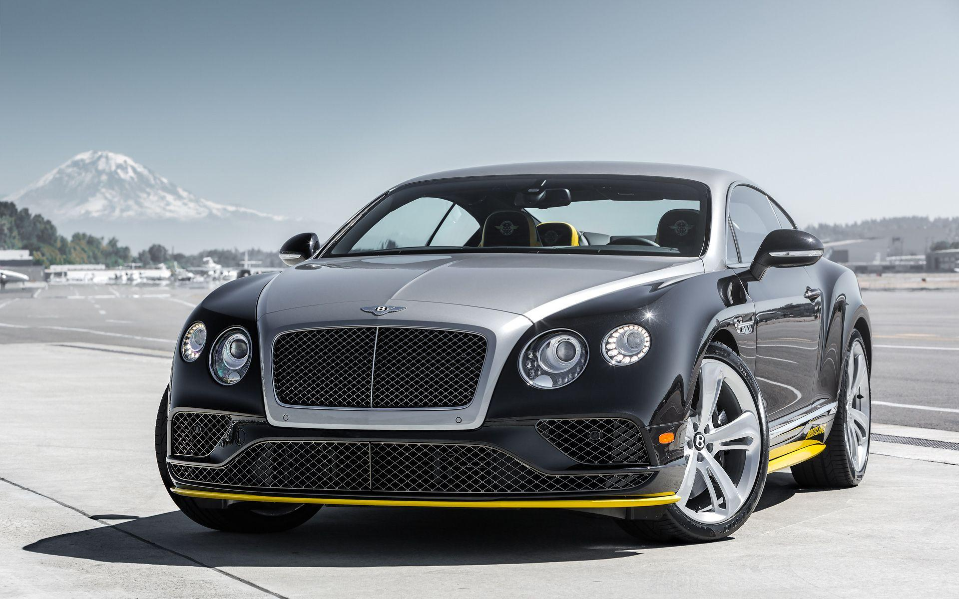 2015 Bentley Continental GT Wallpapers | HD Wallpapers | ID #15656