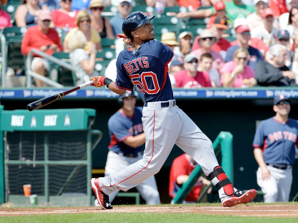 Red Sox Considering Extension For Mookie Betts