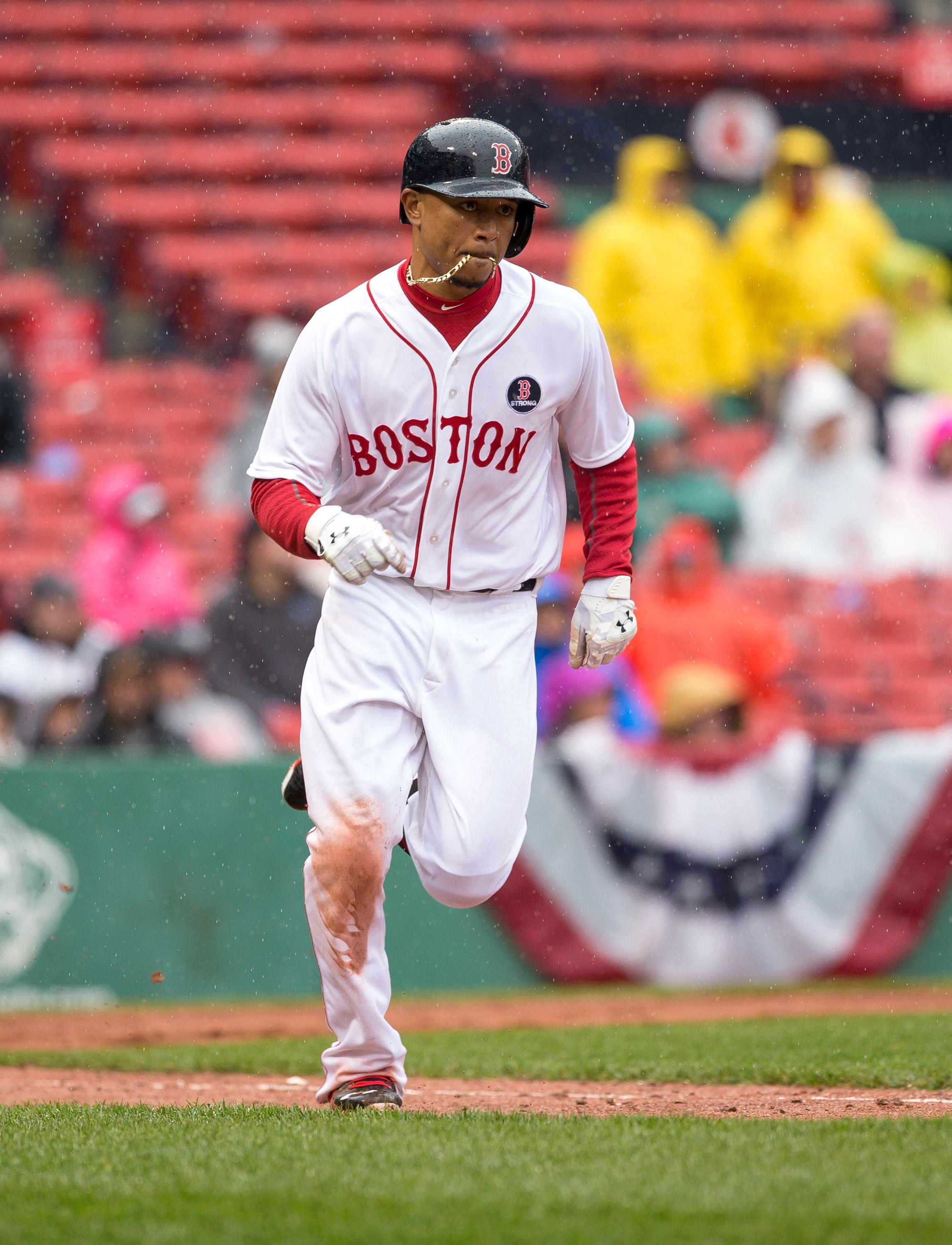 The rise of Mookie Betts