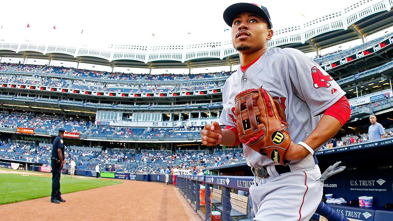 Mookie Betts Wallpapers - Wallpaper Cave