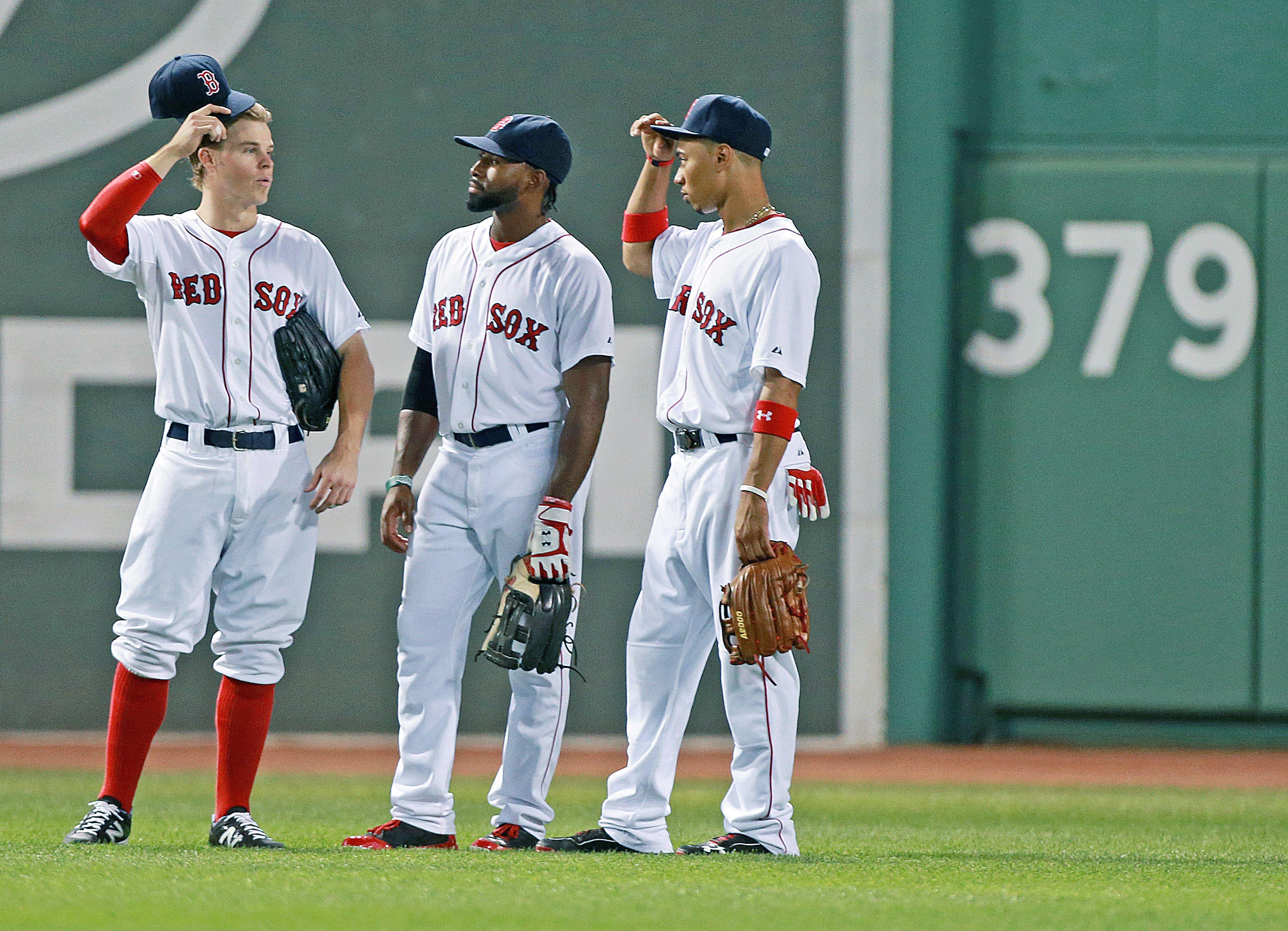 Sox Youngsters Struggling, But Don't Expect Changes