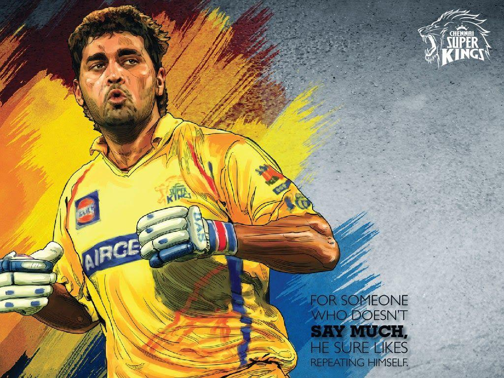 CSK IPL Wallpapers