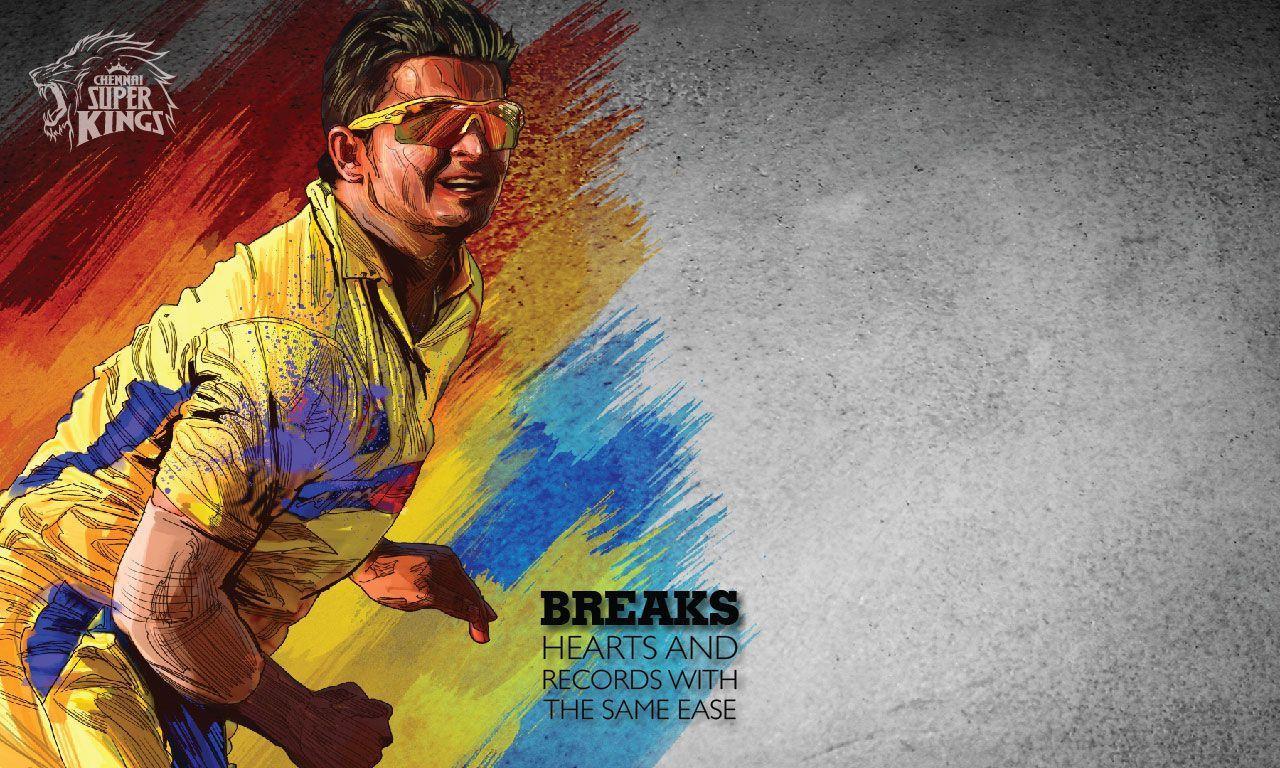 CSK IPL Wallpapers