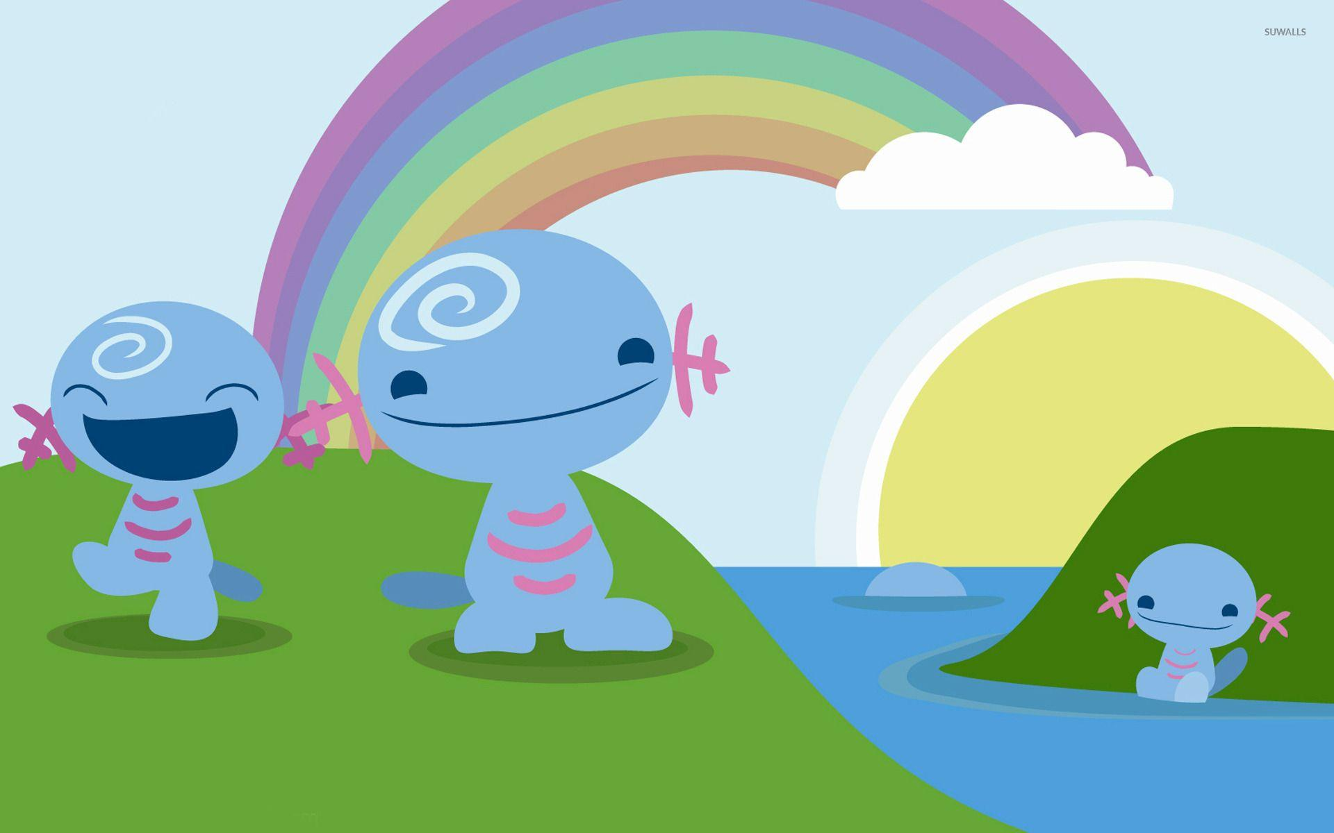 Wooper wallpapers