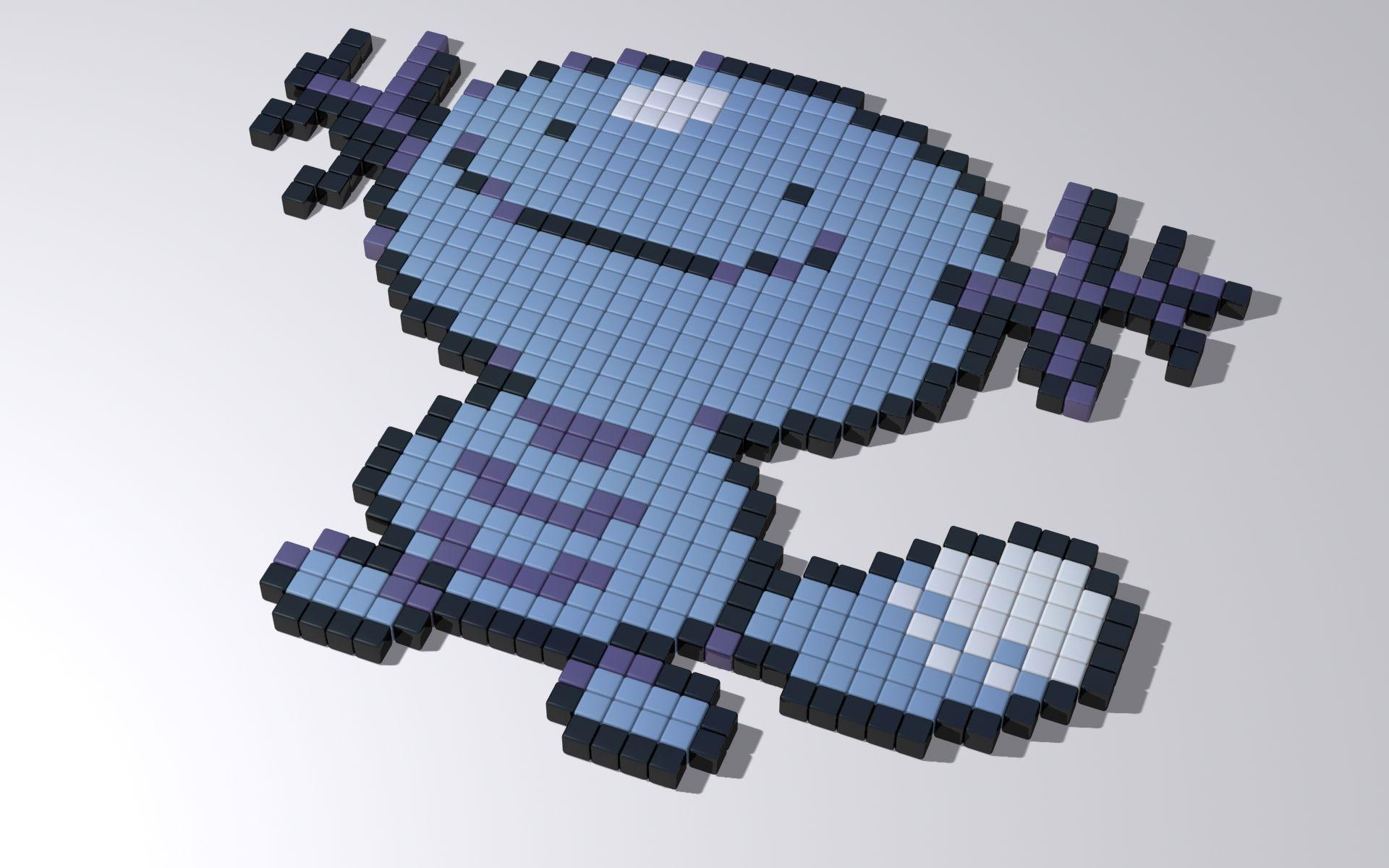 Pokemon, Wooper, 8