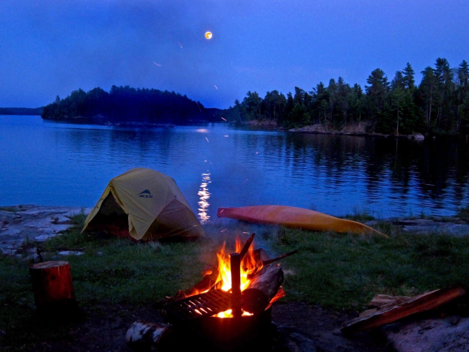 camping at voyageurs national park in northern MN. gorgeous | go ...