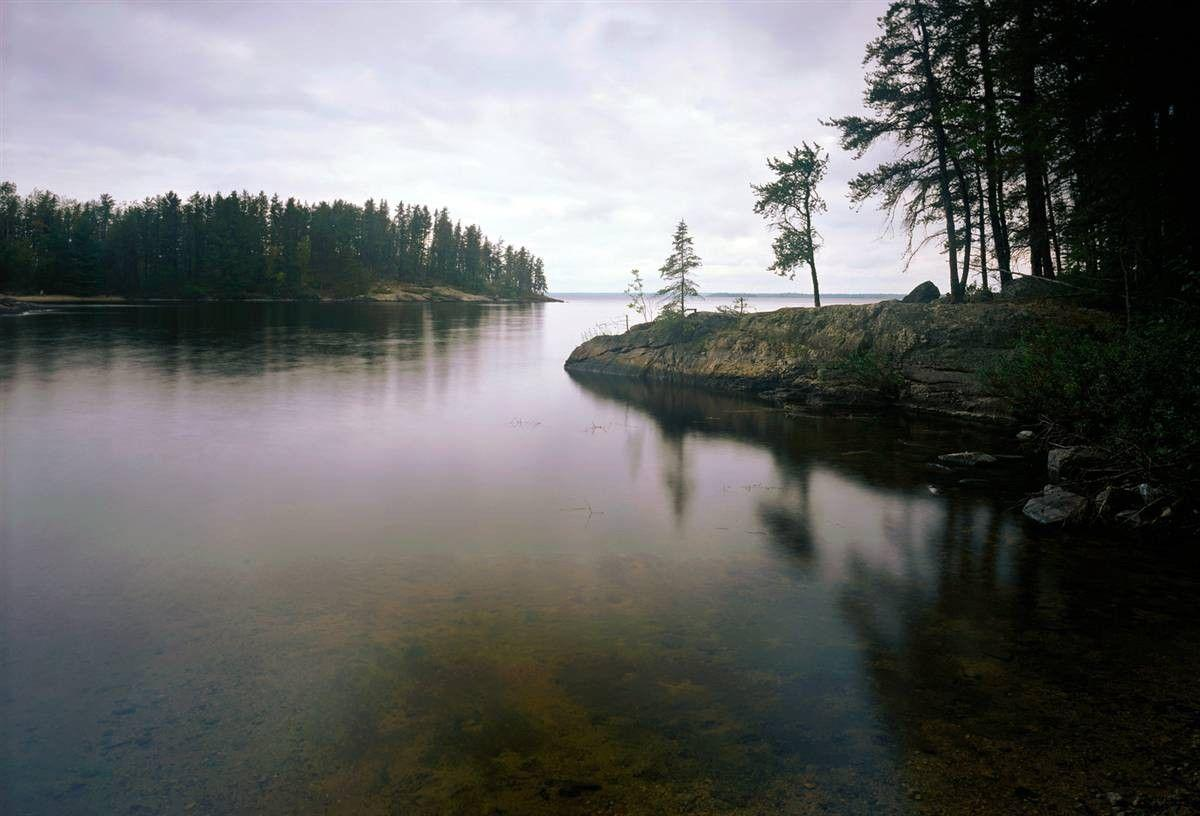 Misc: Voyageurs Minnesota Nature National Park Sky Water Free ...