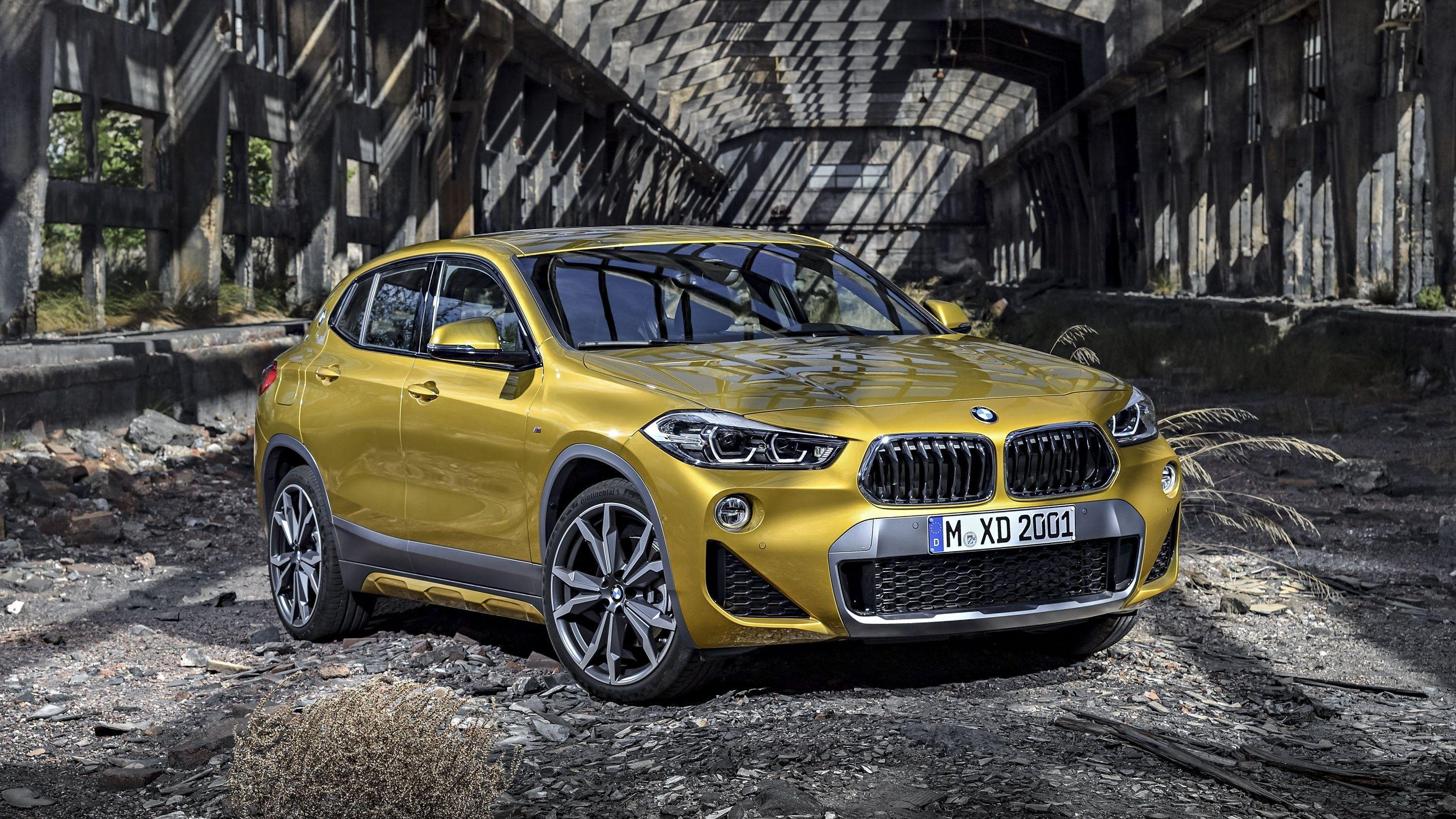 of the Day: 2018 BMW X2