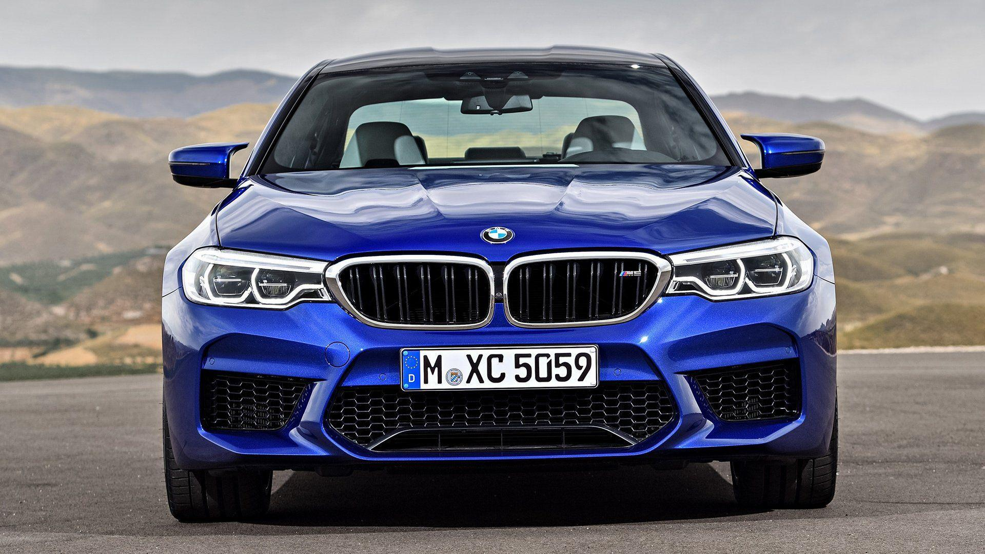 BMW M5 2018 Wallpapers - Wallpaper Cave