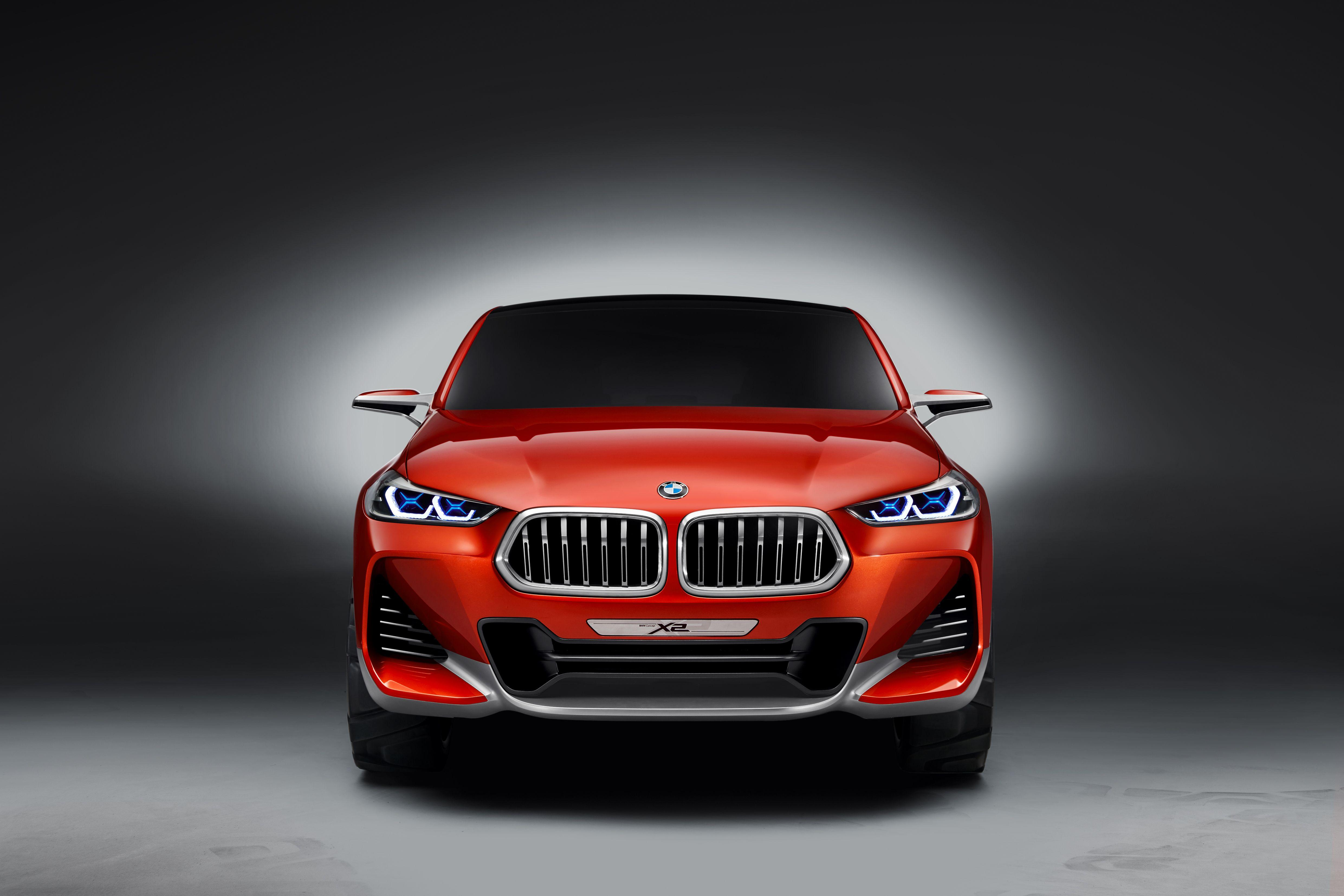 Wallpapers BMW X2, 2018, HD, 4K, Automotive / Cars,