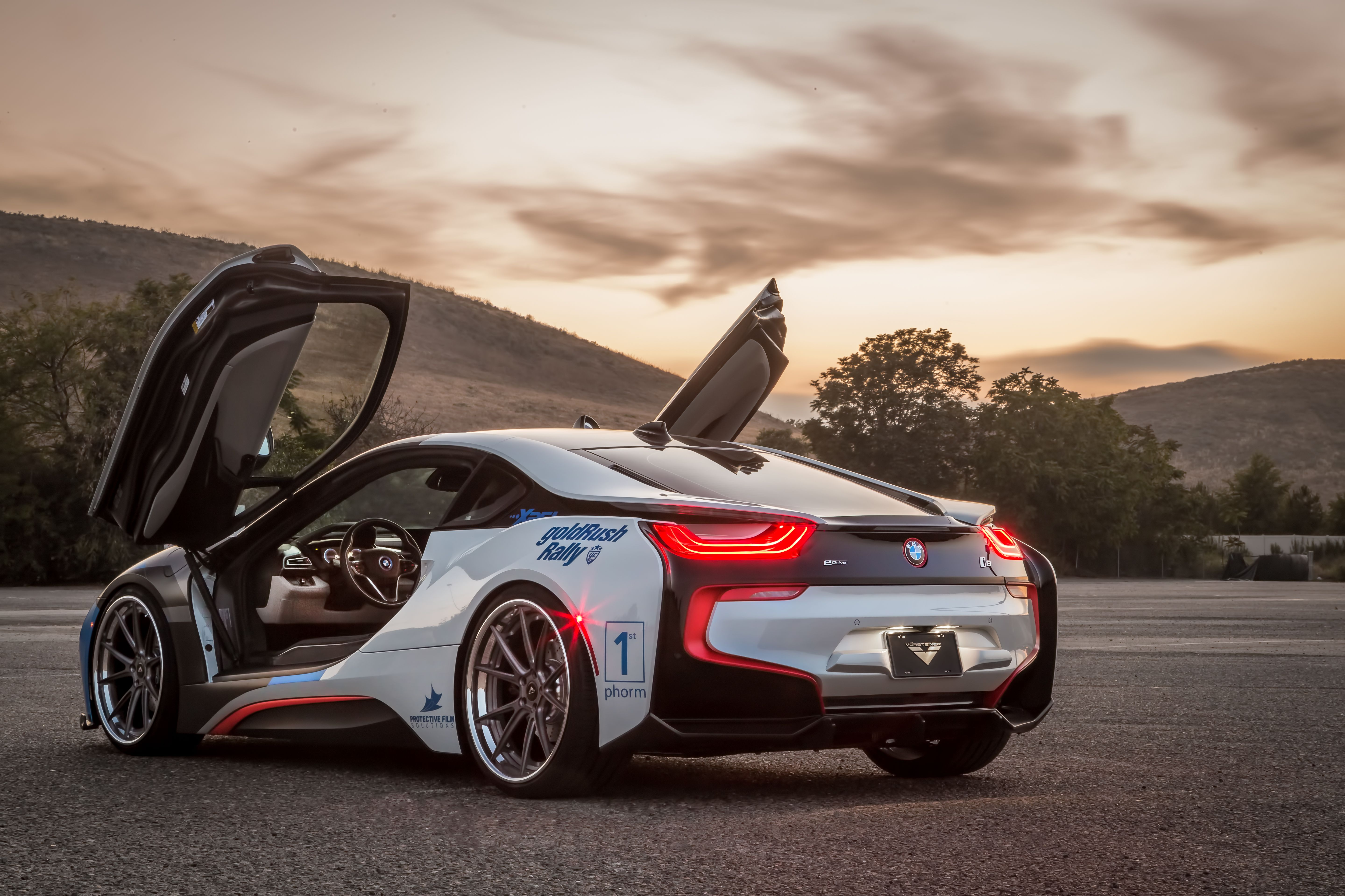 Bmw I8 Roadster Wallpapers Wallpaper Cave