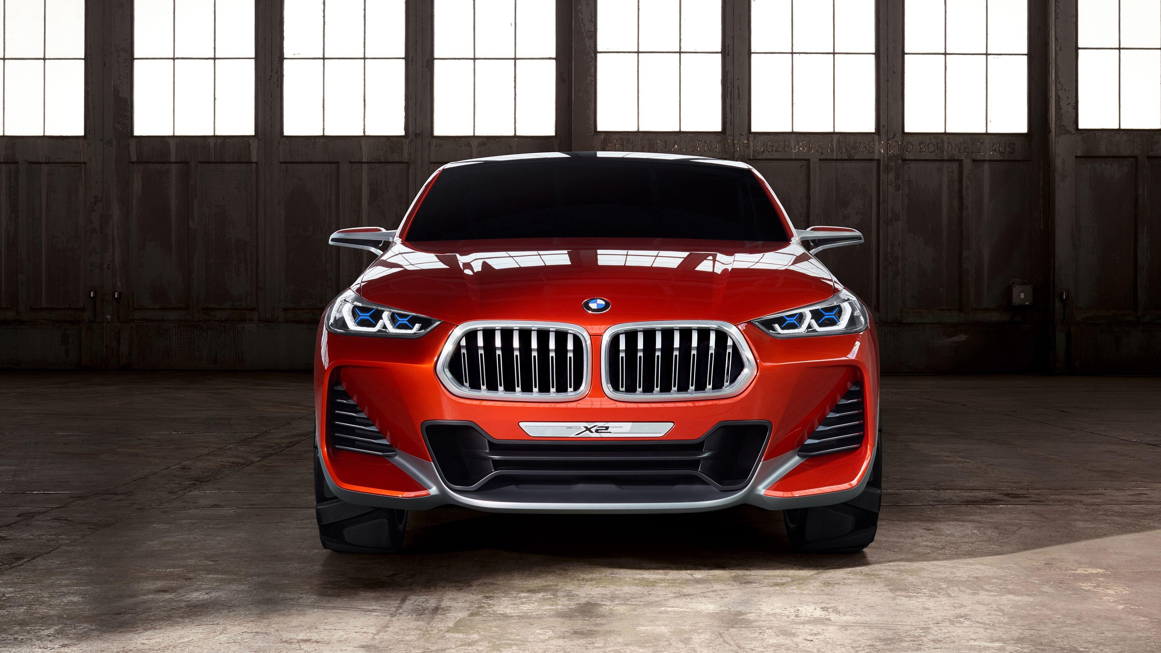 2017 BMW X2 SUV 4K Wallpapers