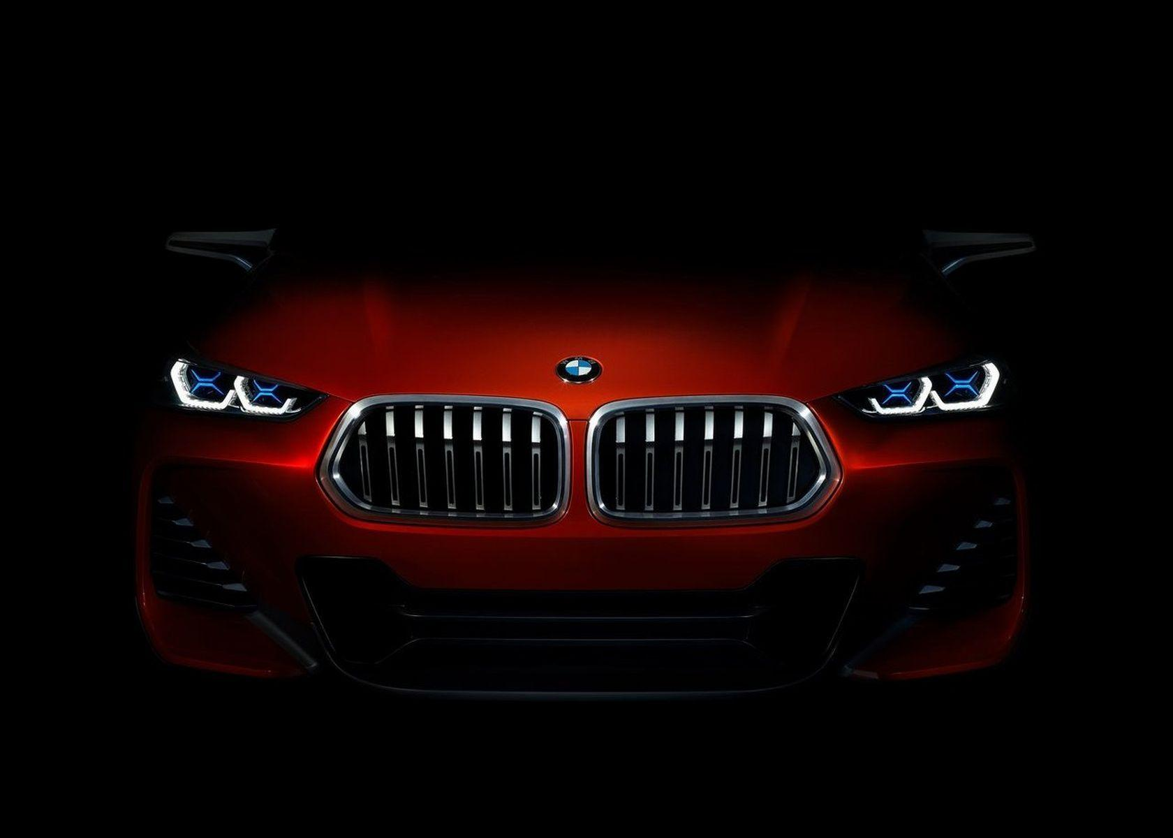 2018 BMW X2 Wallpapers 4K Resolutions