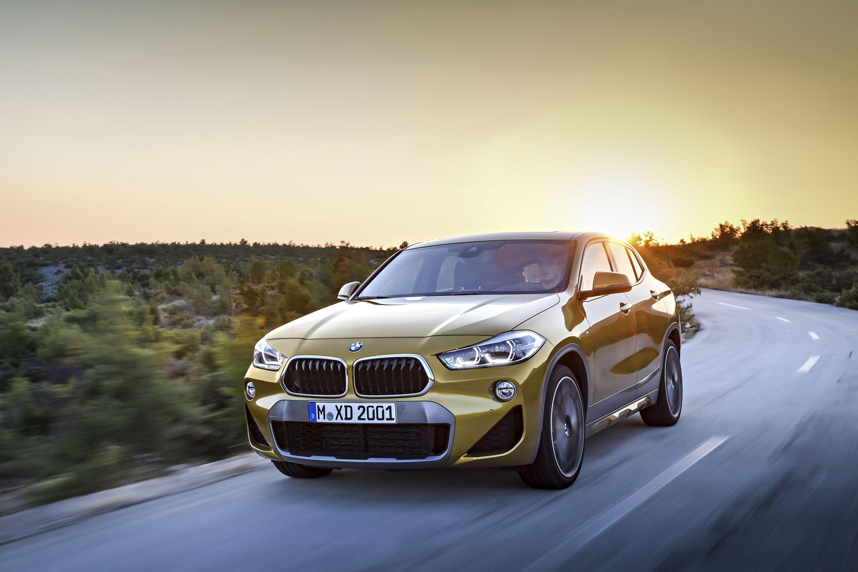 Wallpapers Of The Day: 2018 BMW X2 News
