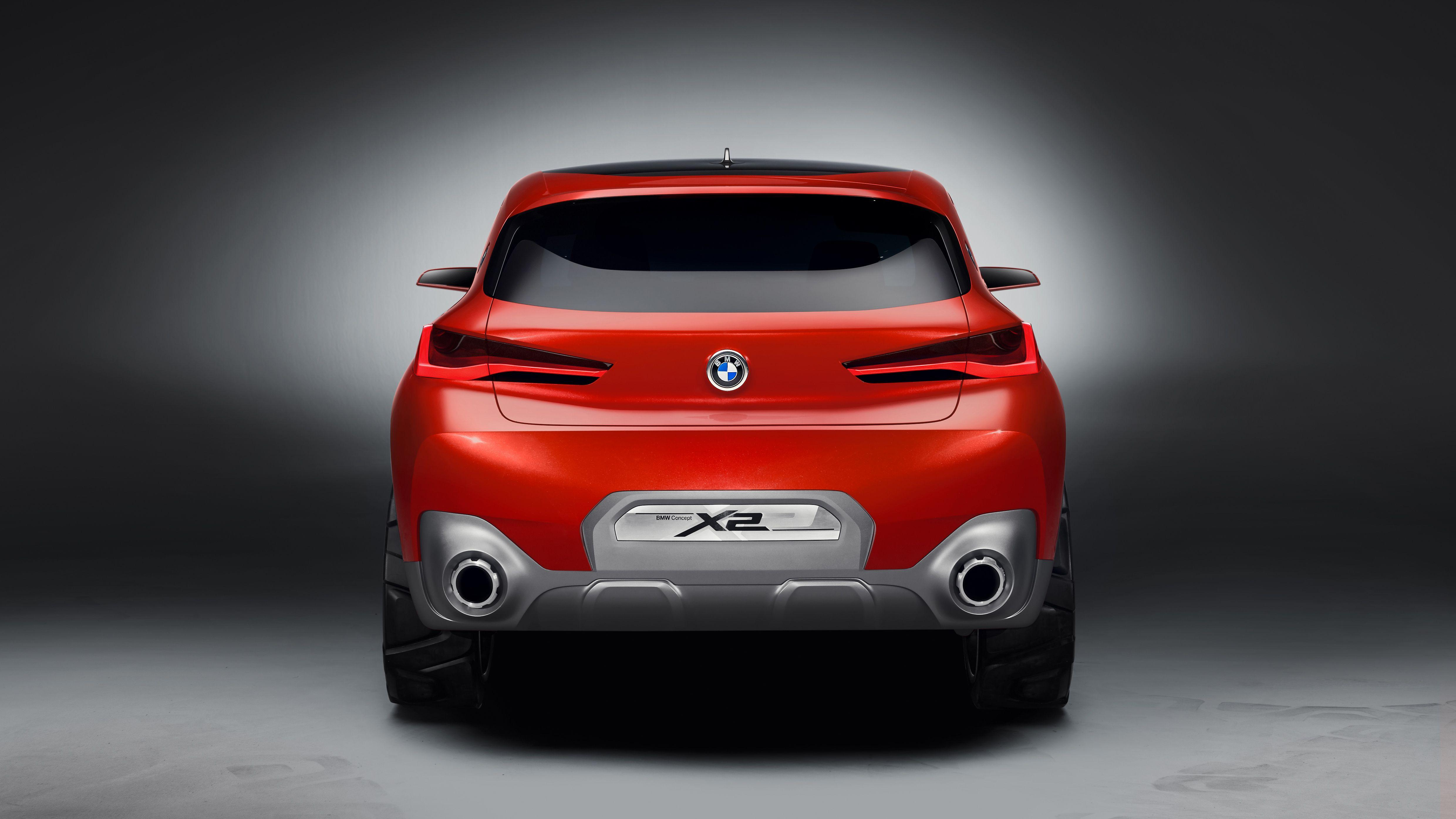 2018 BMW X2 Concept 3 Wallpapers