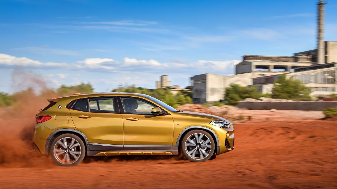 Wallpapers BMW X2, 2018 Cars, 5k, Cars & Bikes