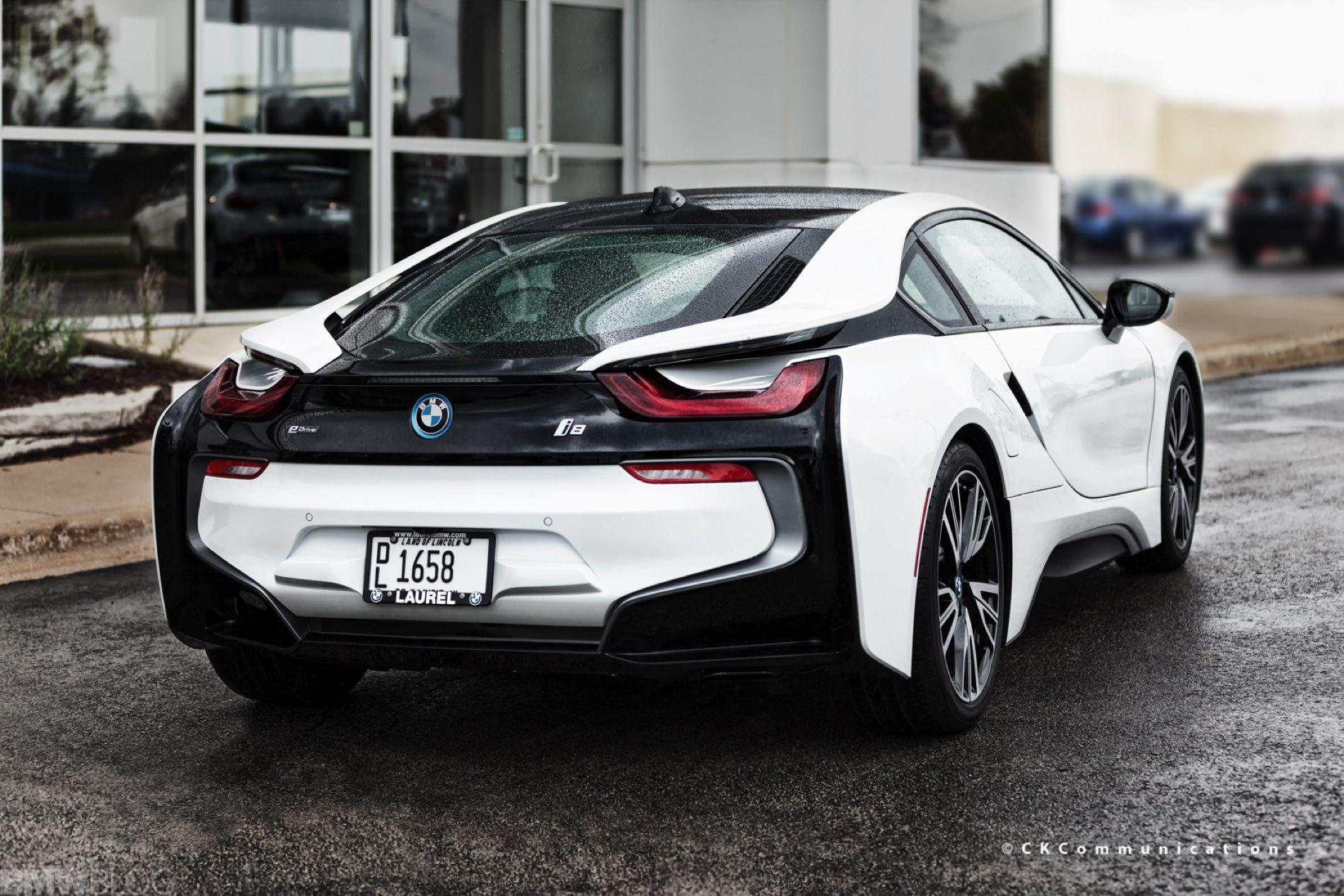 BMW I8 Roadster Wallpapers - Wallpaper Cave