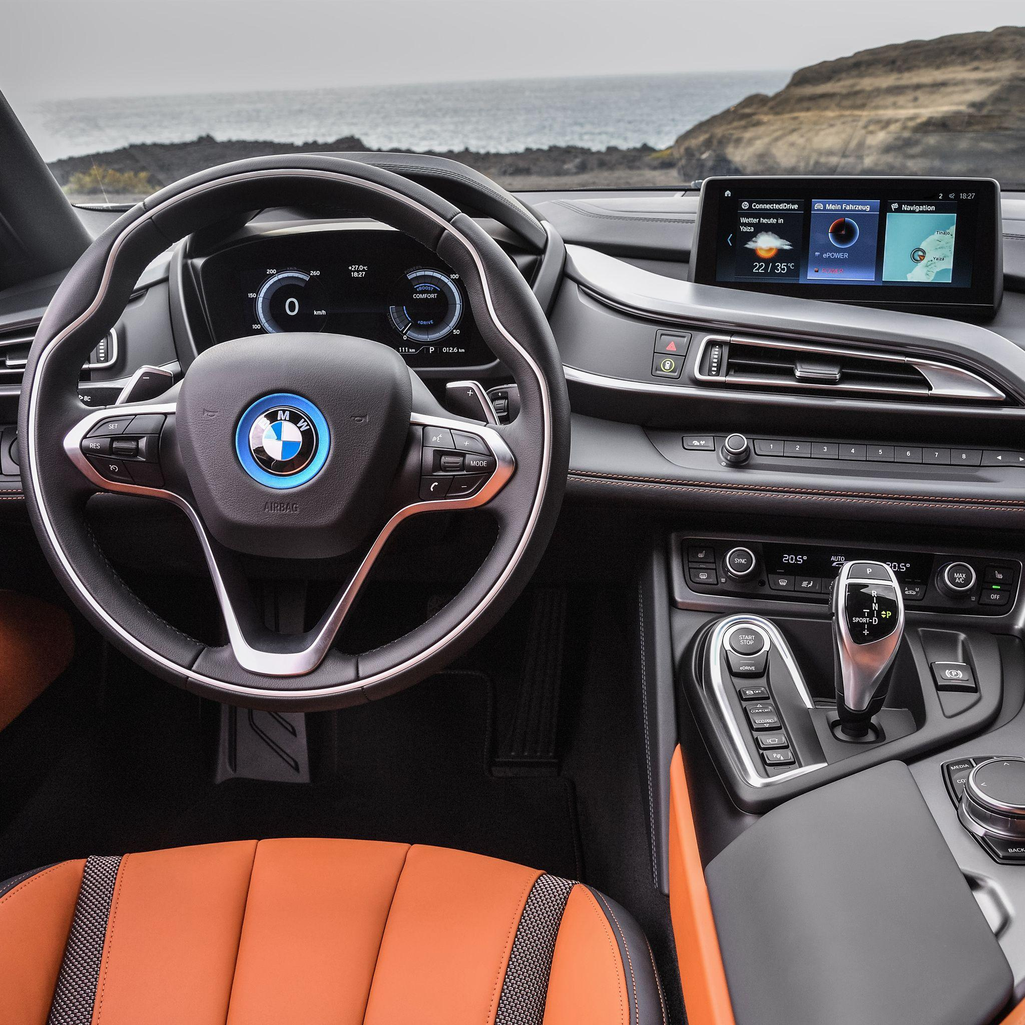 BMW I8 Roadster Wallpapers
