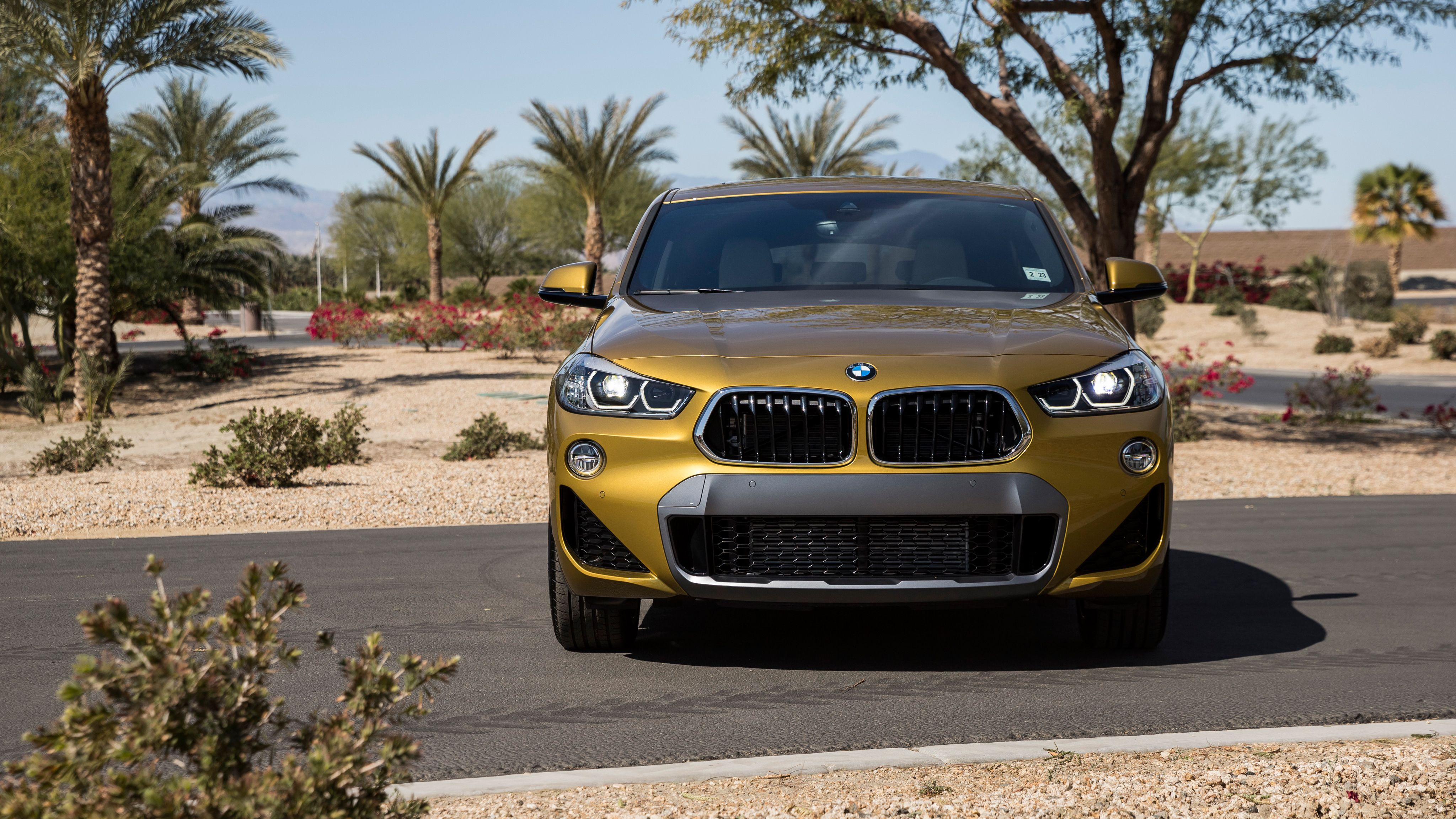 2019 BMW X2 xDrive28i M Sport X 4K Wallpapers
