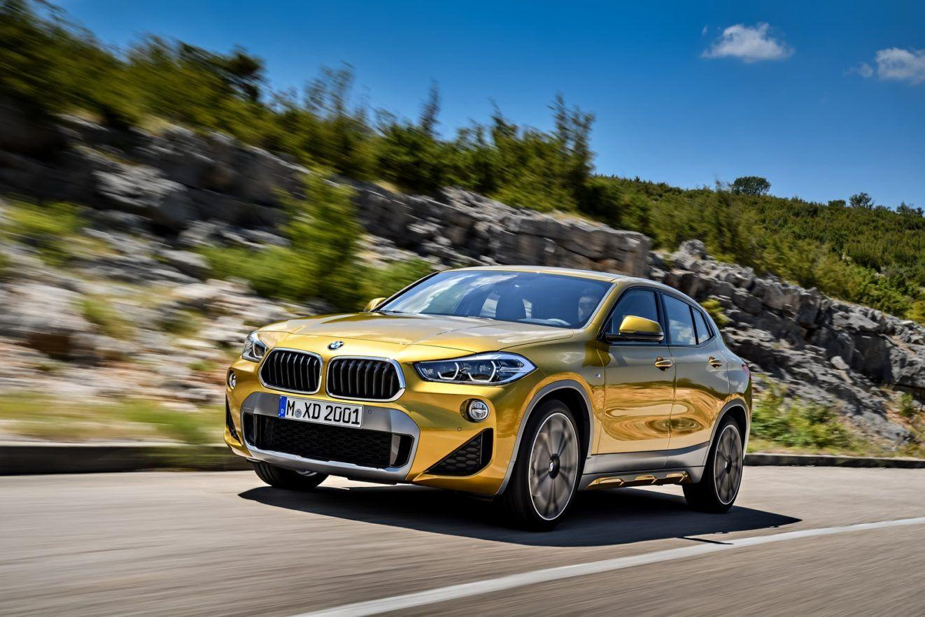 2019 BMW X2 M Top HD Wallpapers