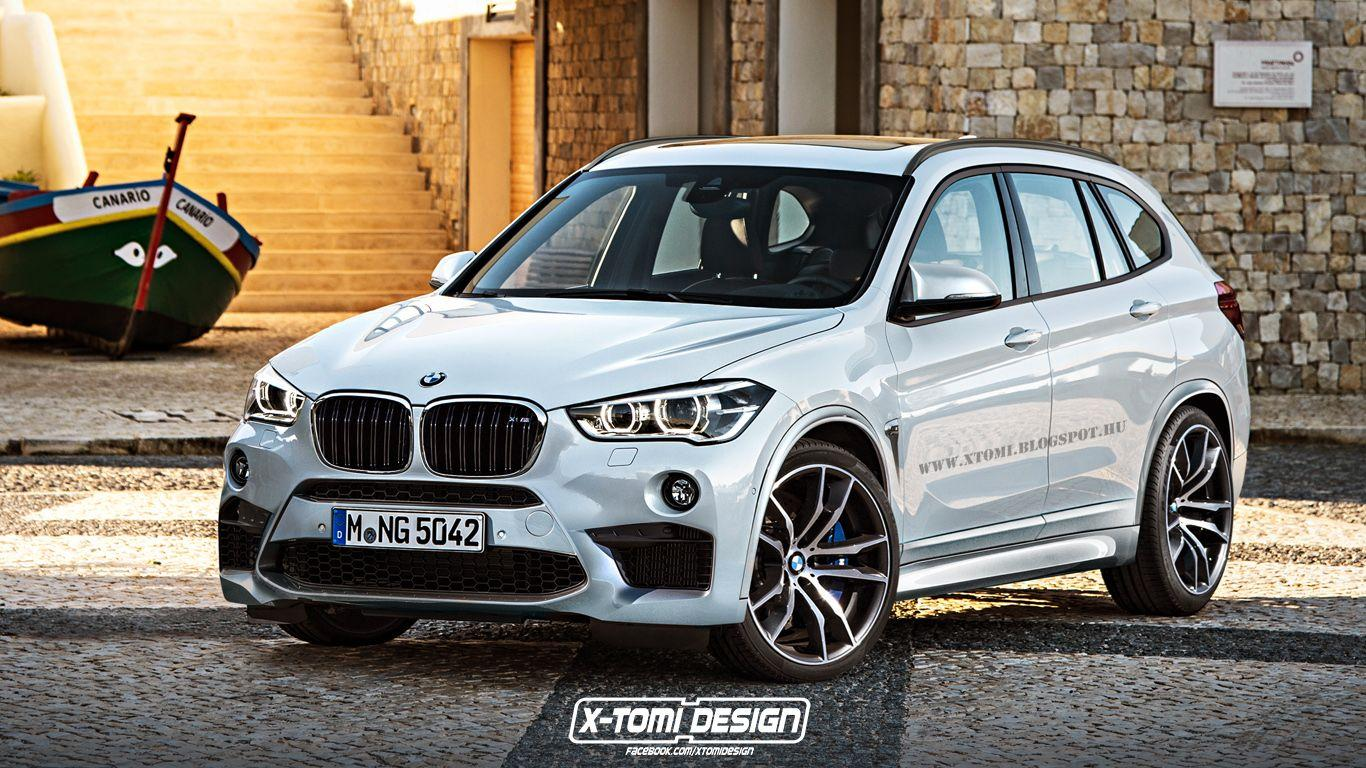 BMW X1 M Rendering Looks Too Good to Miss