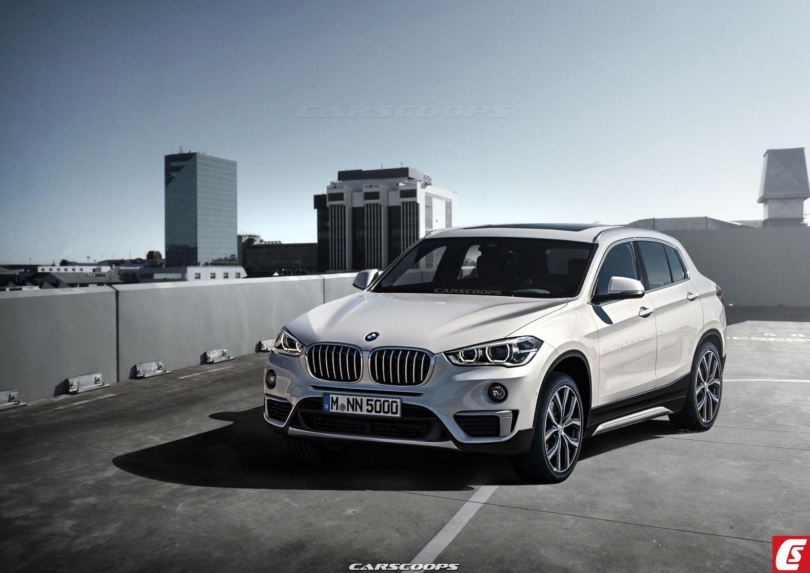 Upcoming BMW X2 to Get M Performance Model