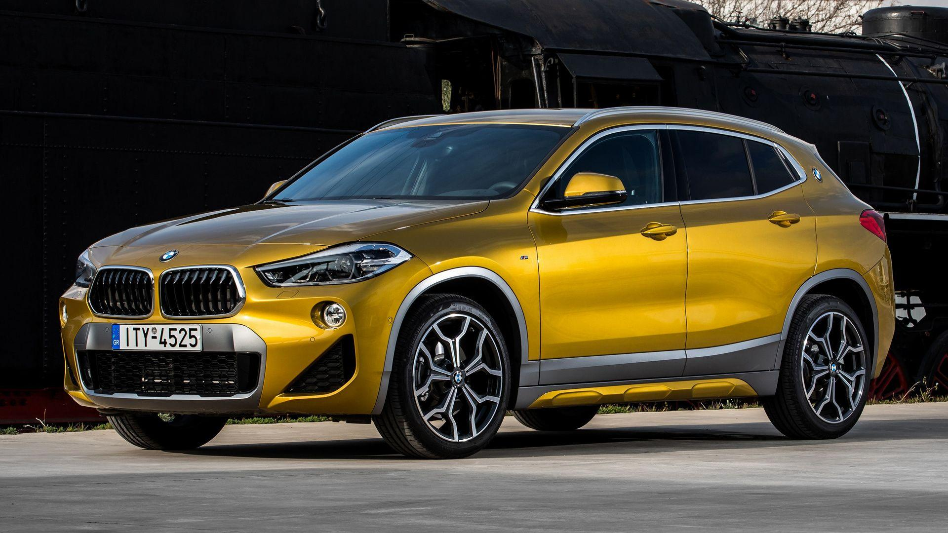 2018 BMW X2 M Sport X Full HD Wallpapers and Backgrounds Image