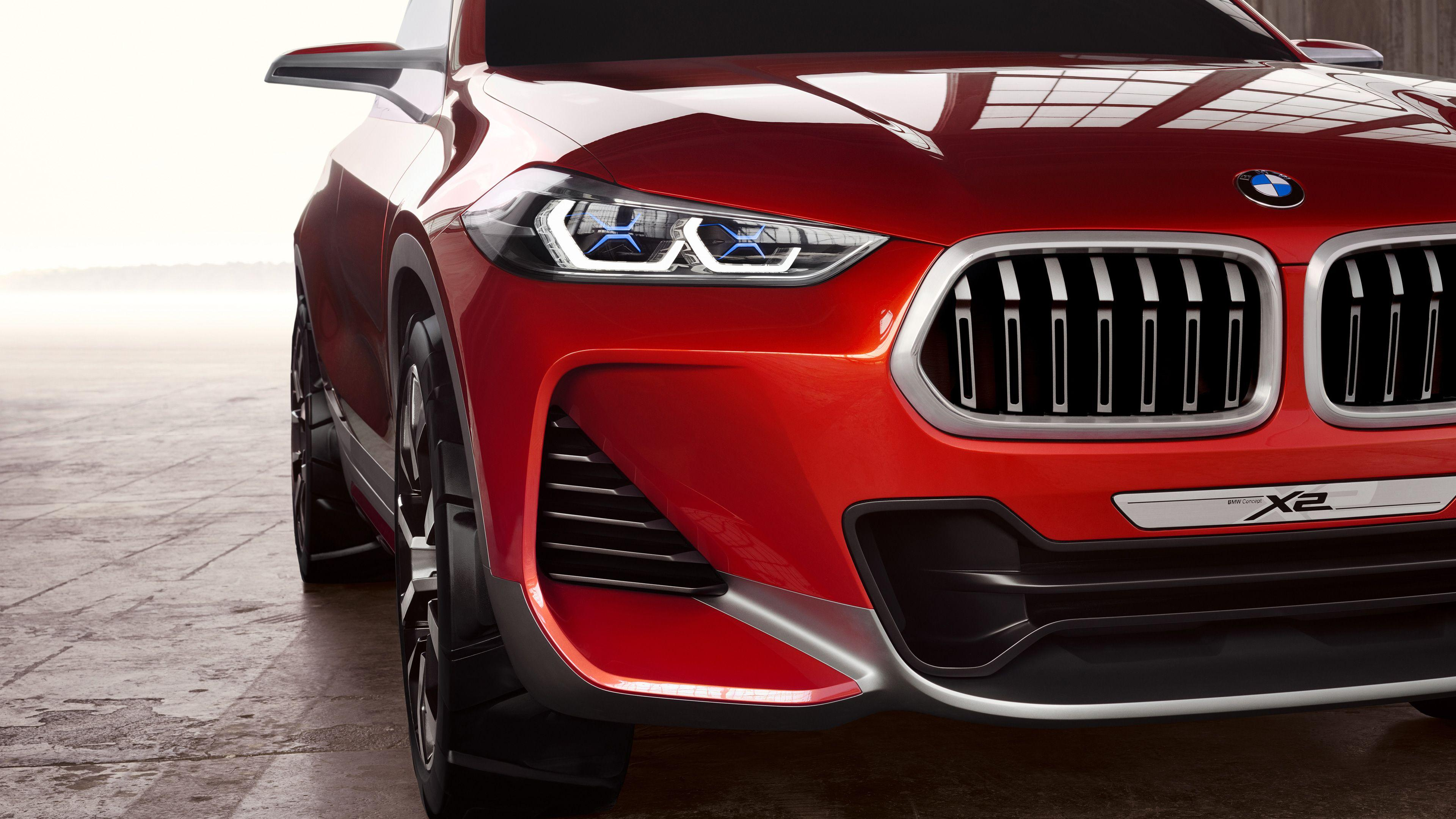 BMW X2 SUV Wallpapers