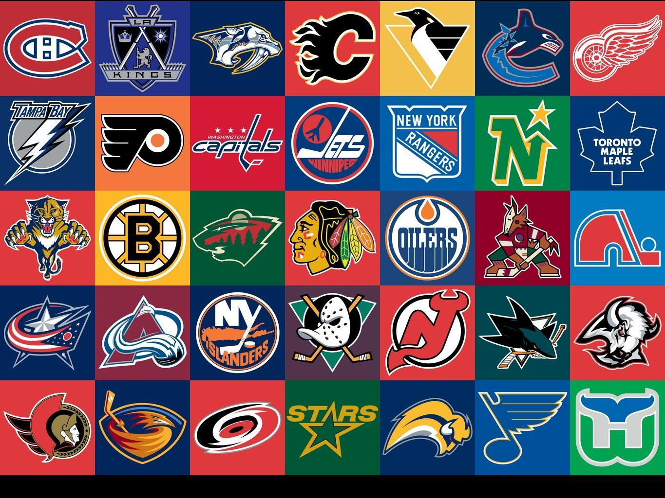 Nhl Logo Wallpapers