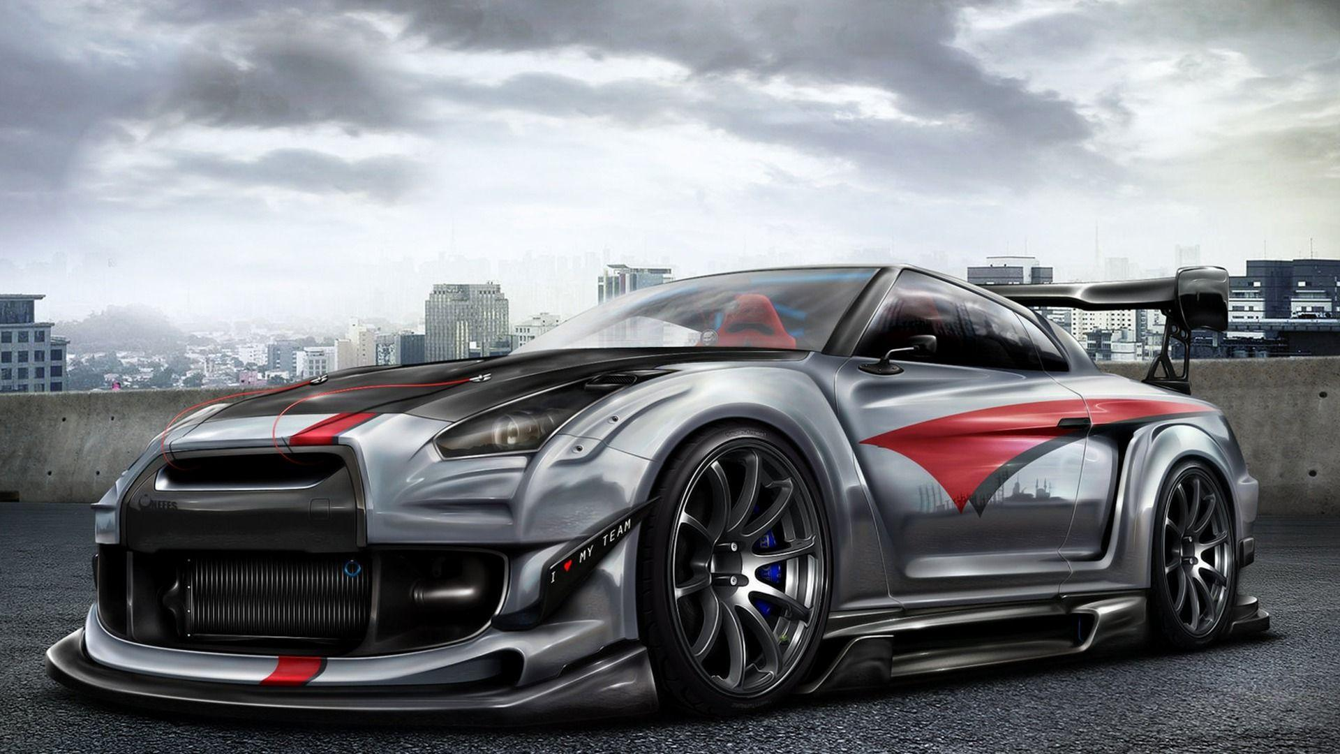 Nissan Gtr 35 Wallpapers Wallpaper Cave