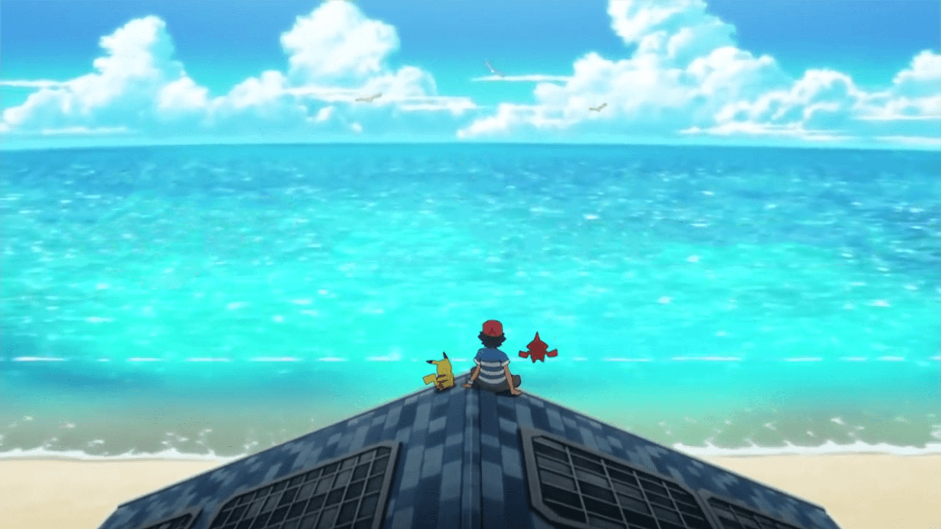 Pokemon Sun And Moon Wallpaper: Pokémon Sun And Moon HD Wallpapers