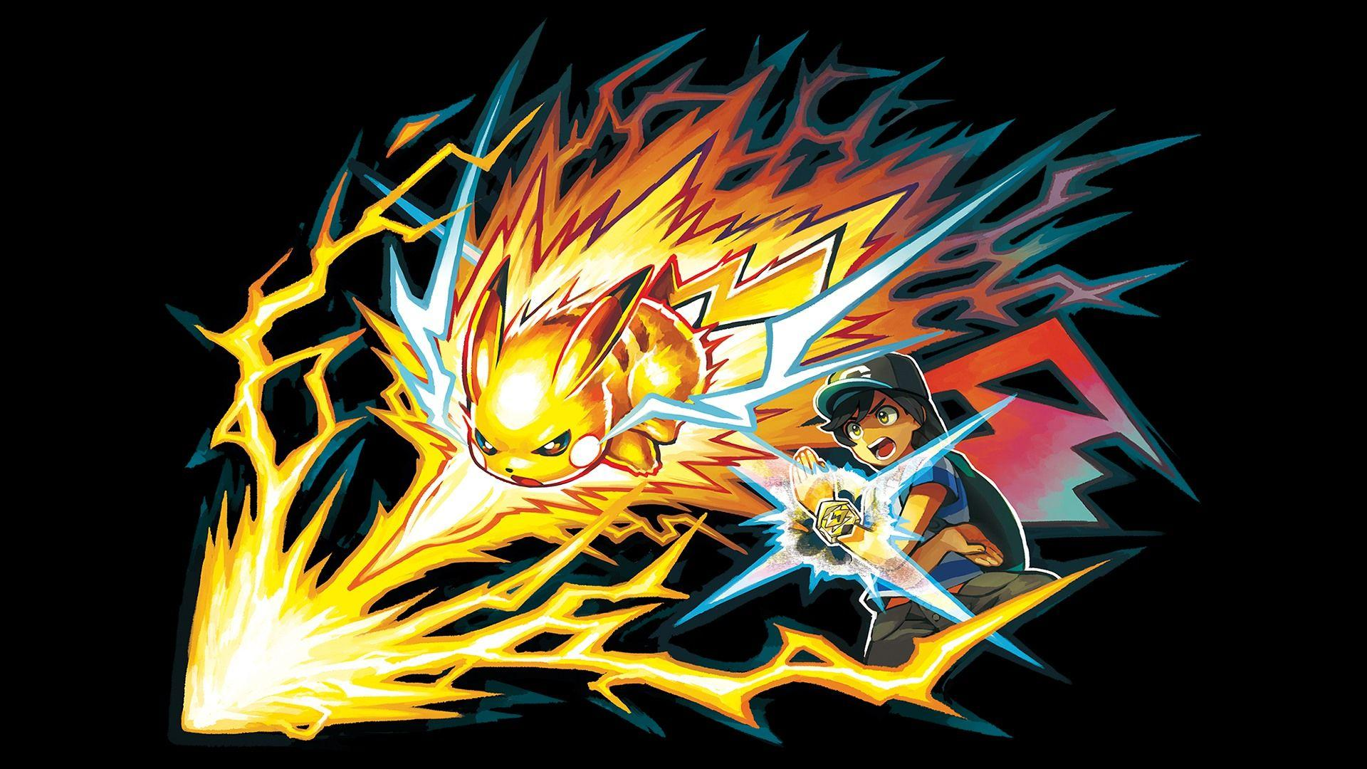 Pokémon Sun And Moon HD Wallpapers