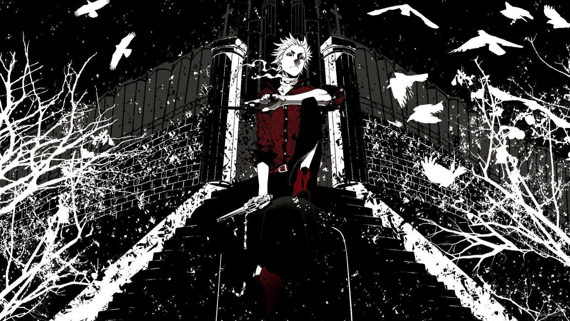 Wallpapers Anime Dark Wallpaper Cave