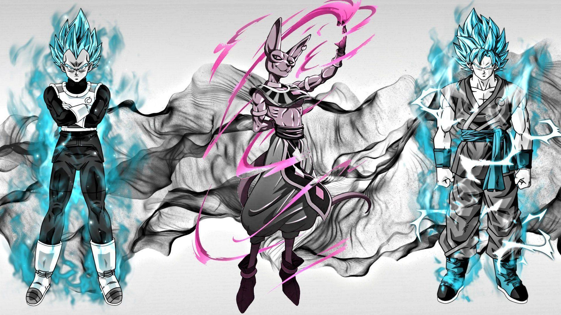 Dragon Ball Heroes Wallpapers Wallpaper Cave