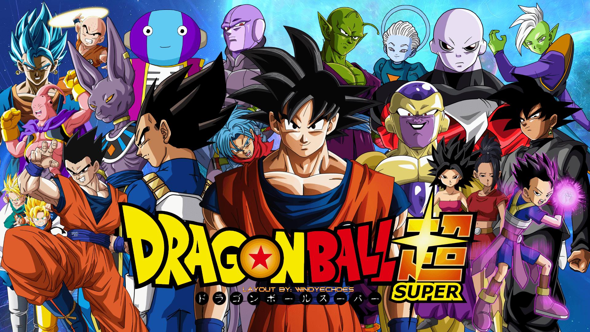 Dragon Ball Super Hd Wallpapers Wallpaper Cave