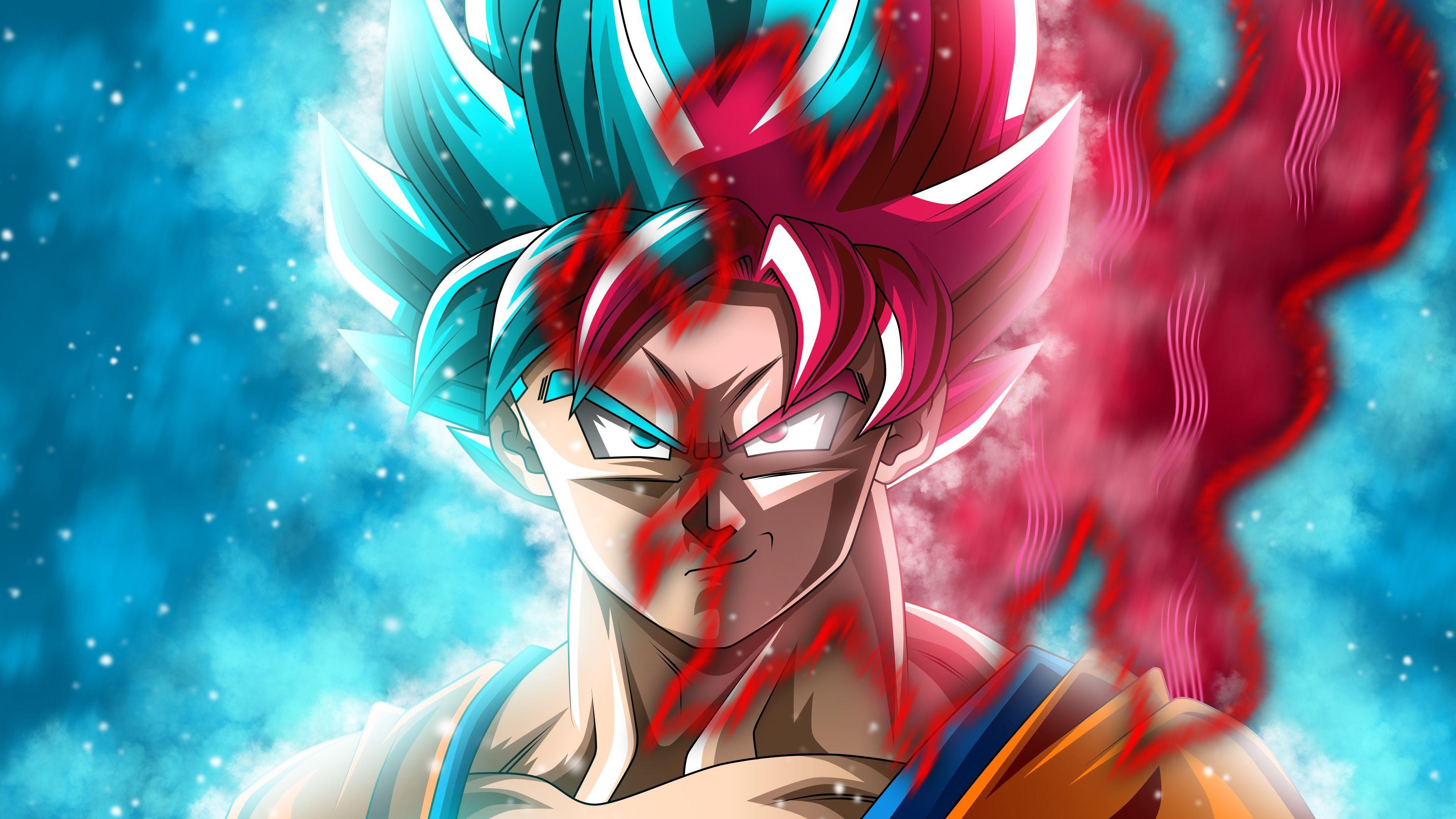 Wallpaper Dragon Ball 4k Freewallanime