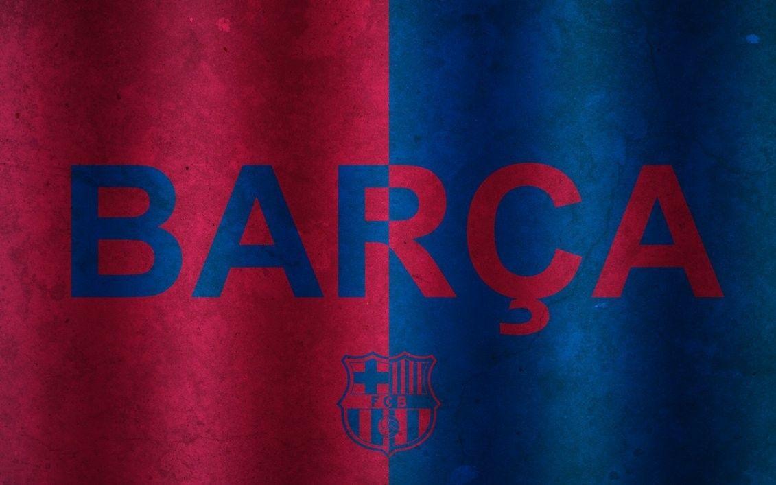 Barcelona Fc Wallpapers Logo Wallpaper Cave