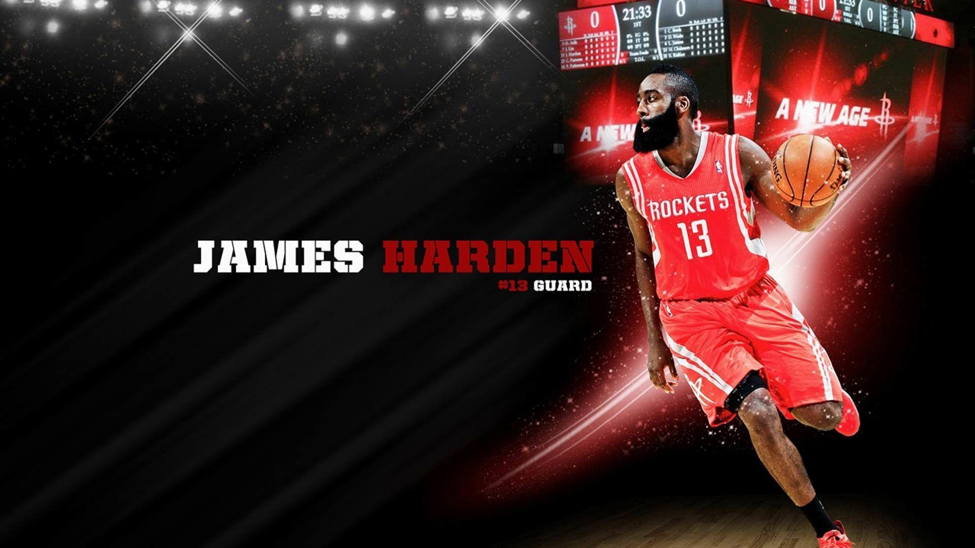 Houston rockets james harden wallpapers wallpaper cave - James harden iphone wallpaper ...