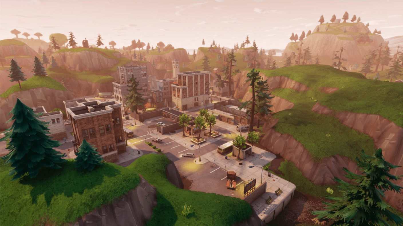 Fortnite Update 1.36 Offers Crash Fixes After Battle Royale Map ...