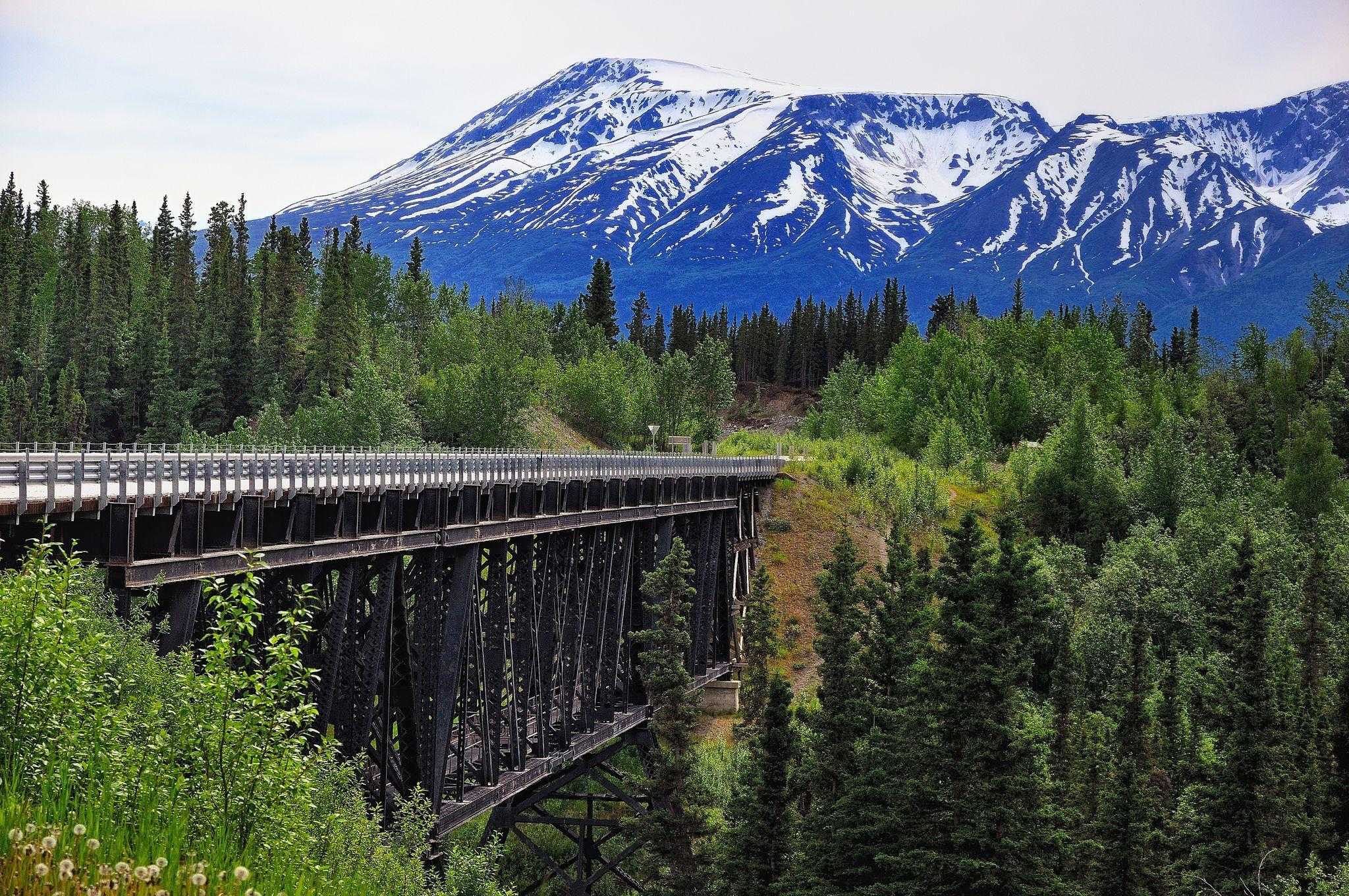 Wrangell–St. Elias National Park and Preserve - National Park in ...