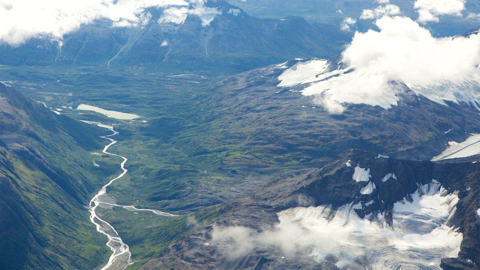 Mountain Pictures: View Images of Wrangell-St. Elias National Park ...