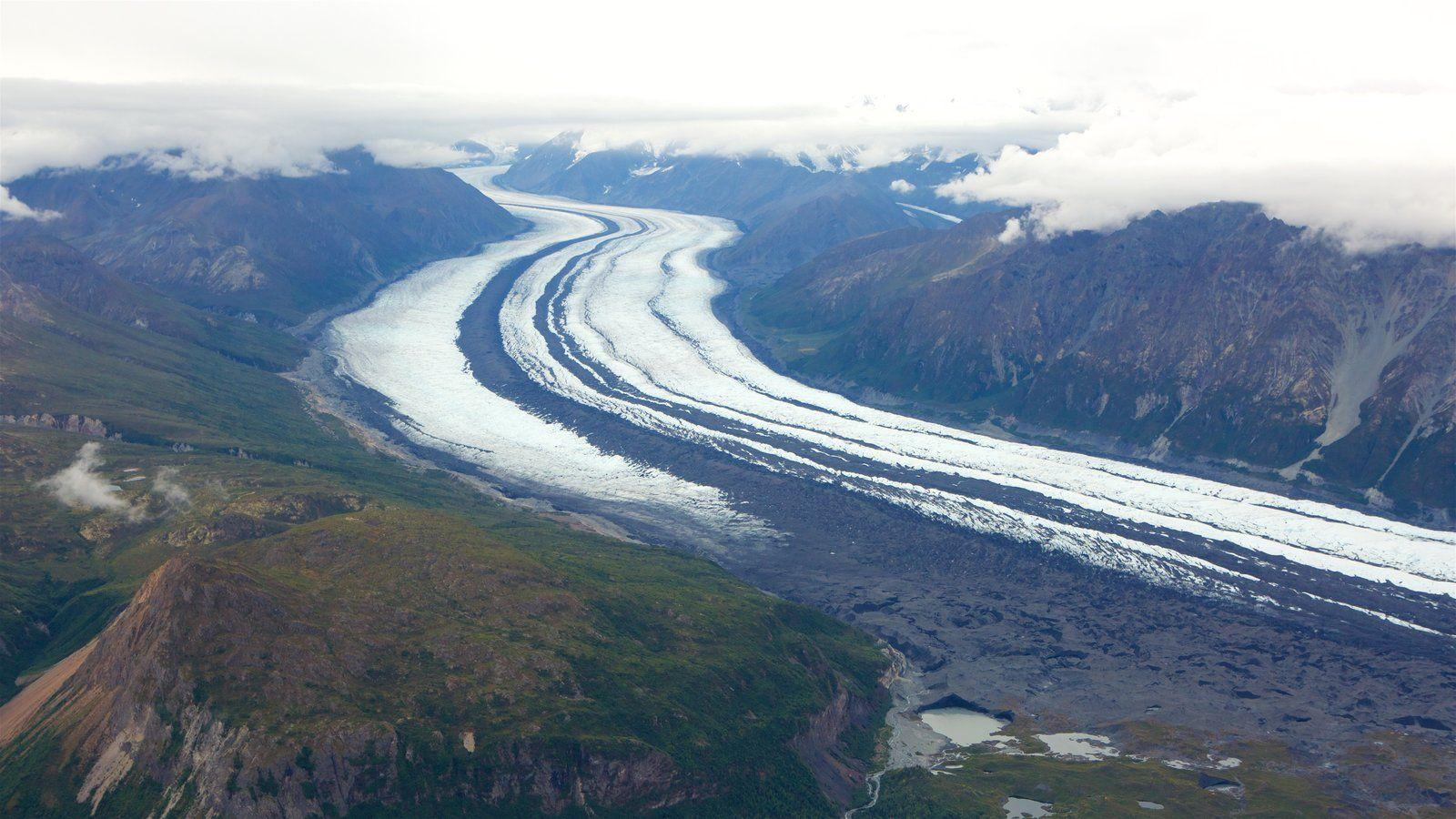 Landscape Pictures: View Images of Wrangell-St. Elias National ...