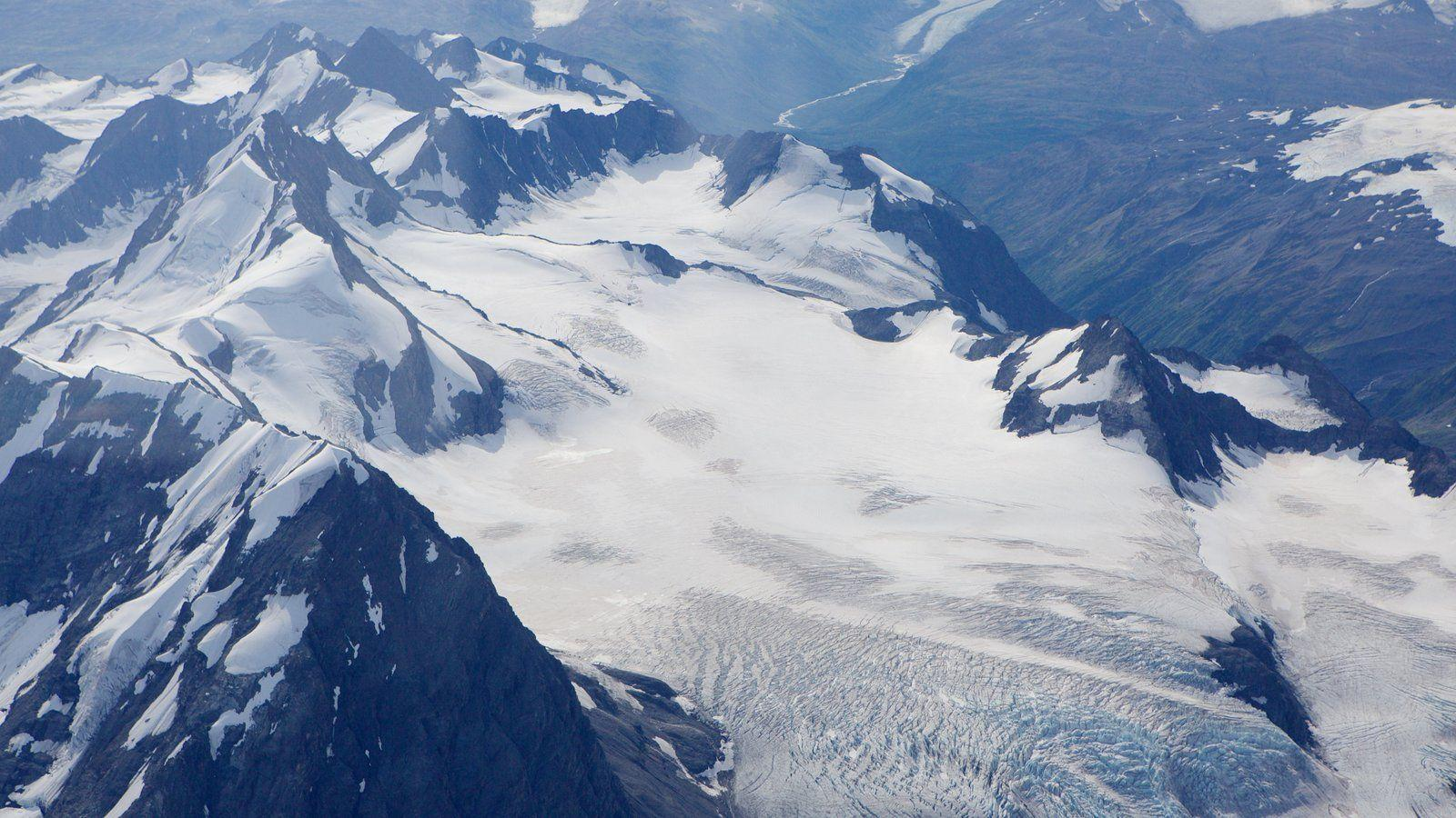 Winter Pictures: View Images of Wrangell-St. Elias National Park ...