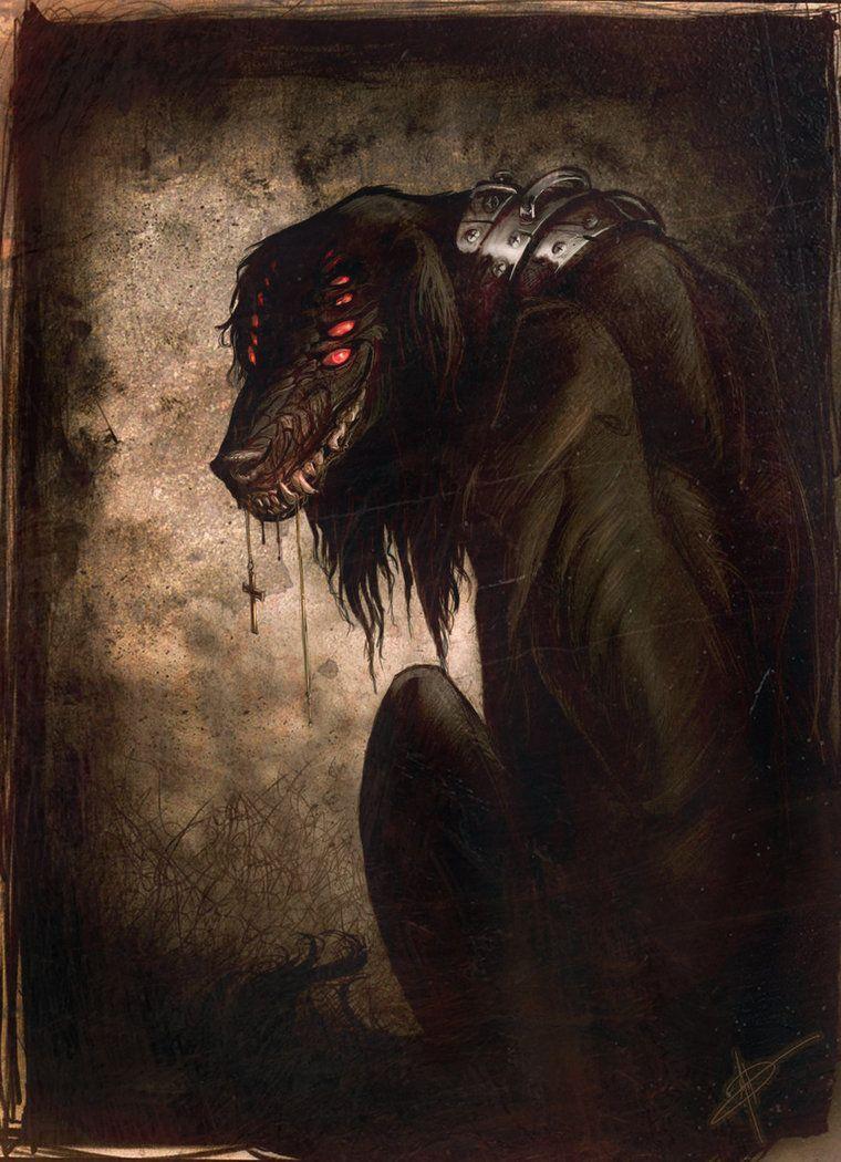 Hellhounds in Mythology Wp2529299