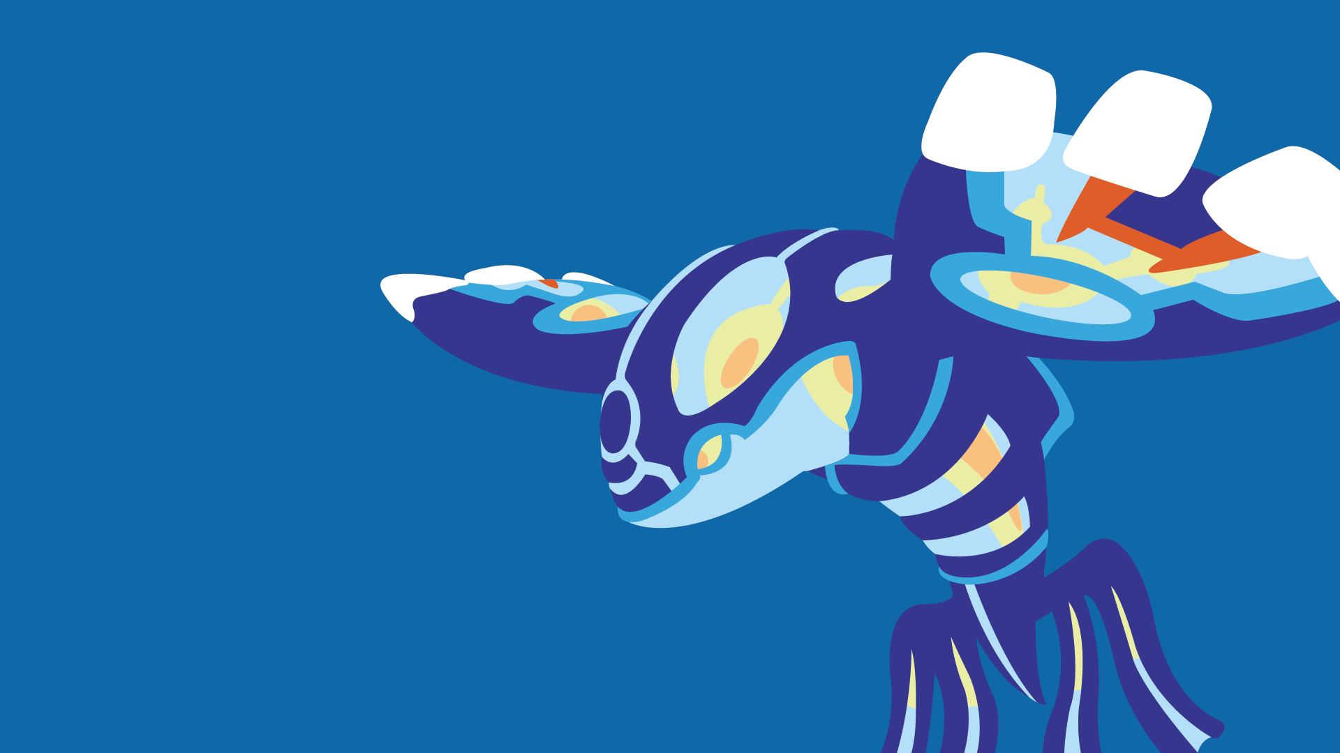 Primal Kyogre Wallpaper Full HD Wallpaper and Background Image ...