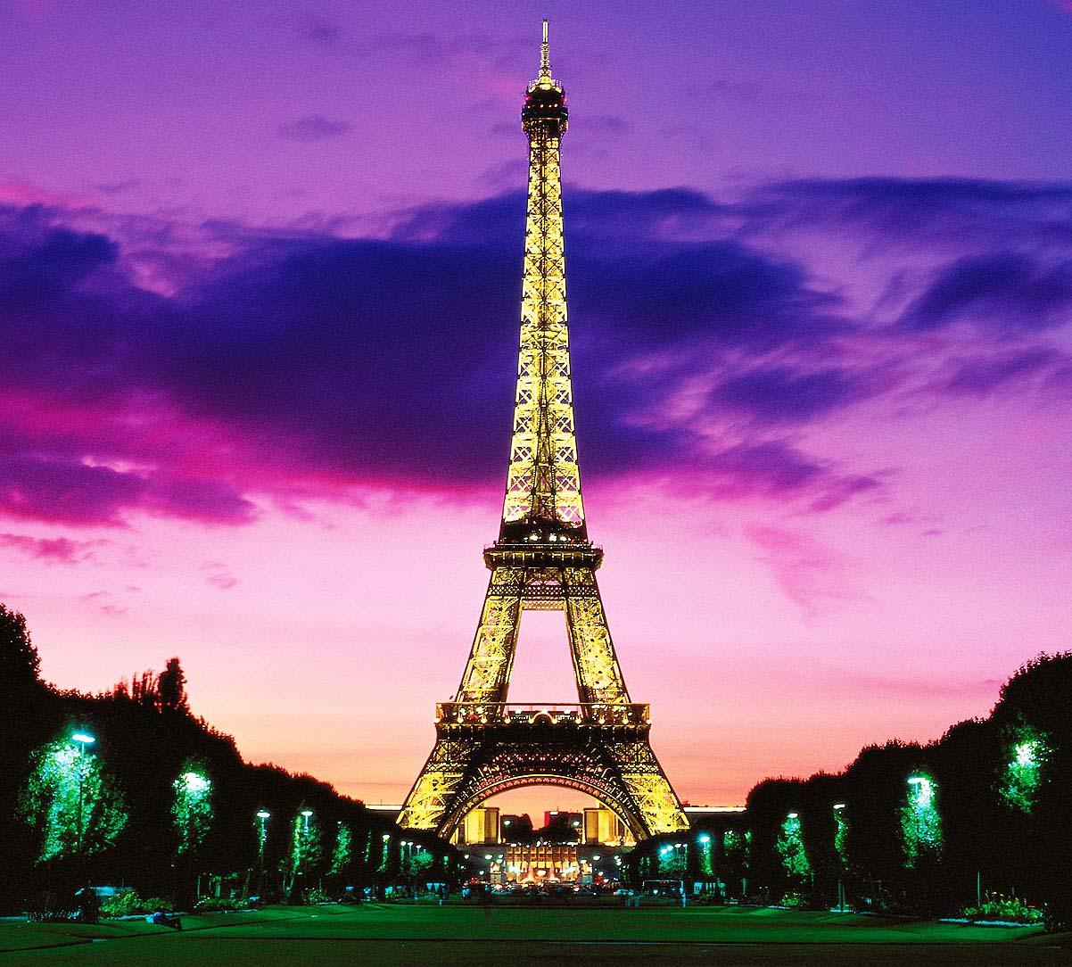 Paris Night Wallpapers - Wallpaper Cave