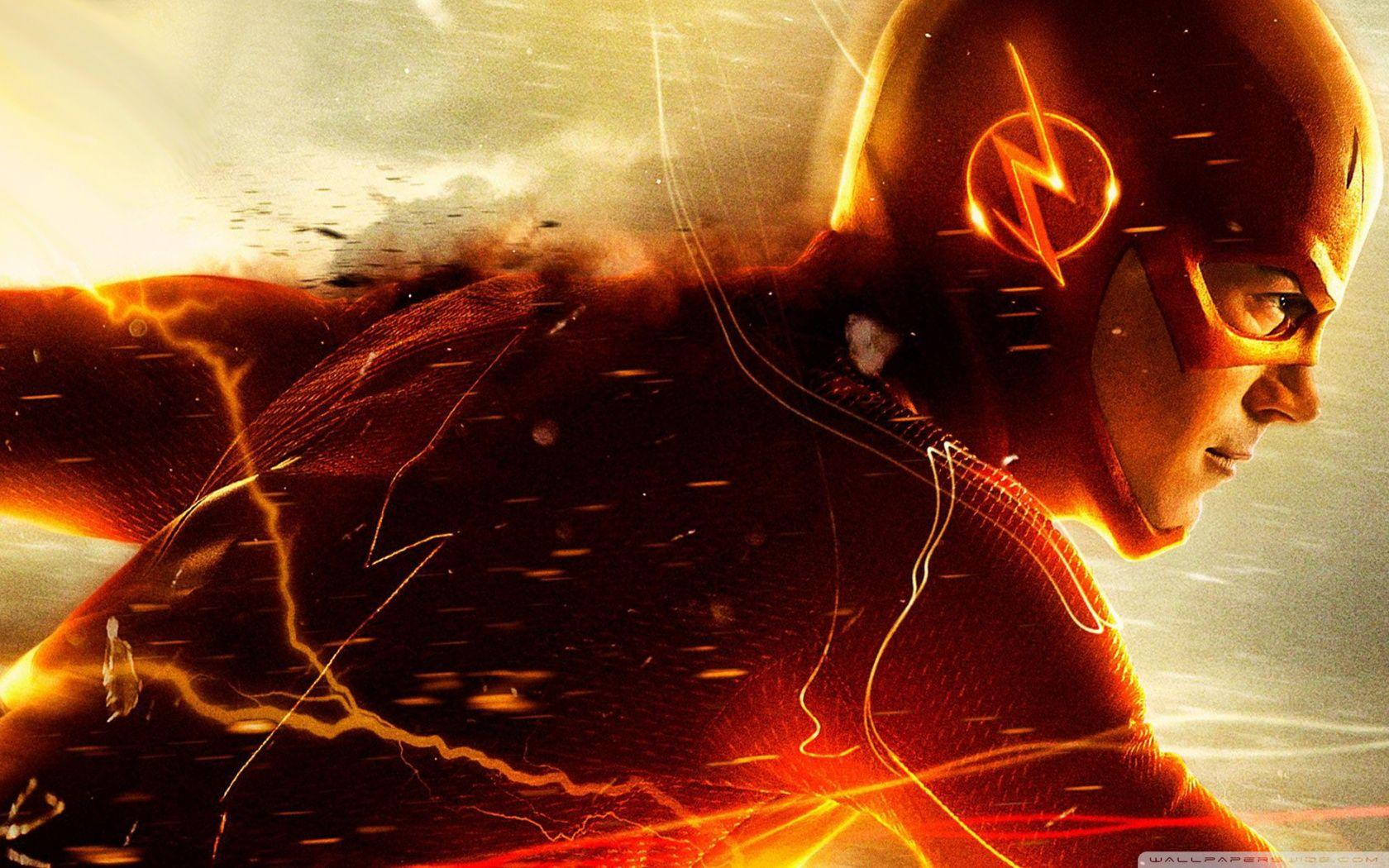 The Flash Tv Show Wallpapers Wallpaper Cave