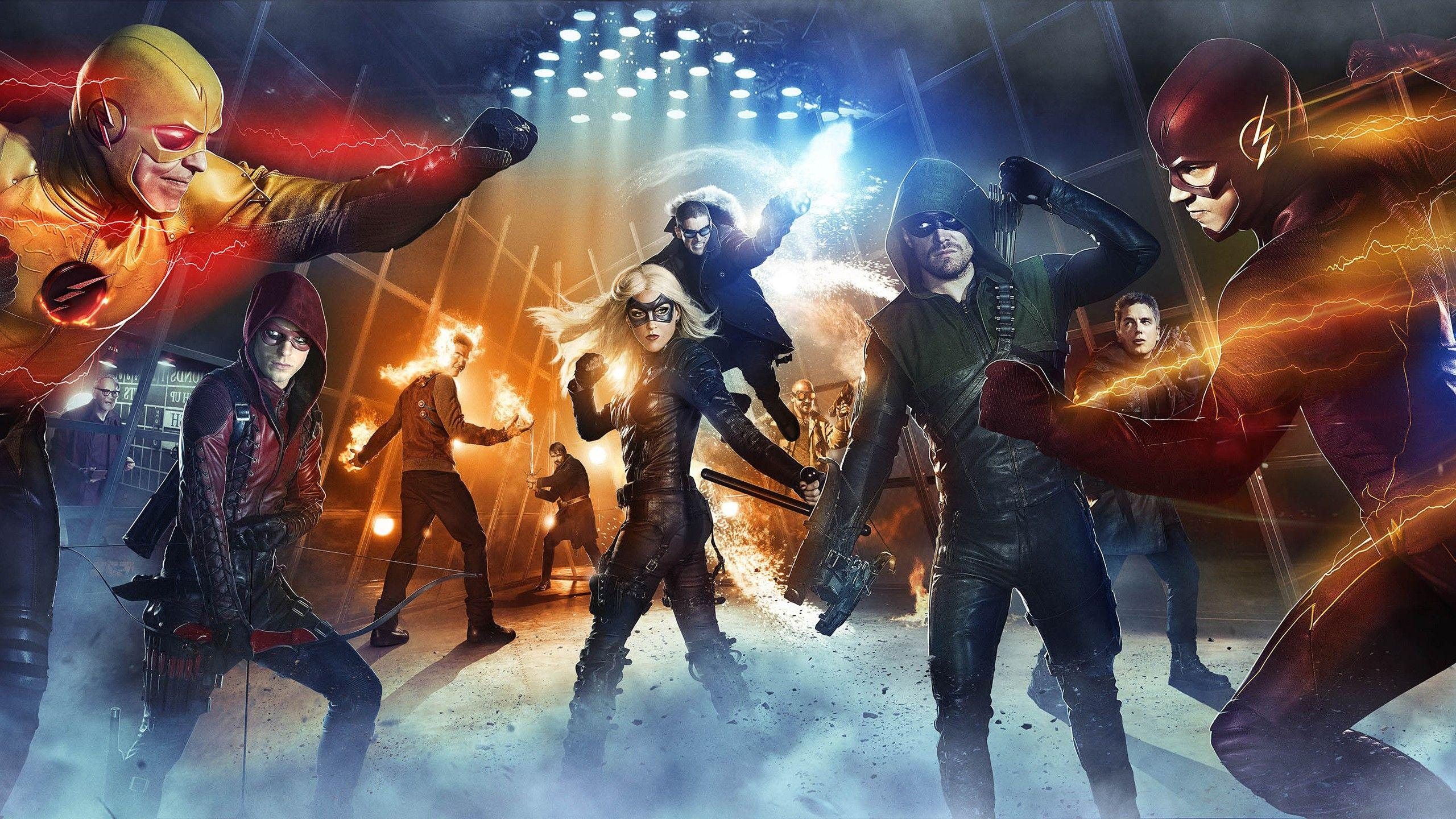 The Flash TV Show Wallpapers - Wallpaper Cave