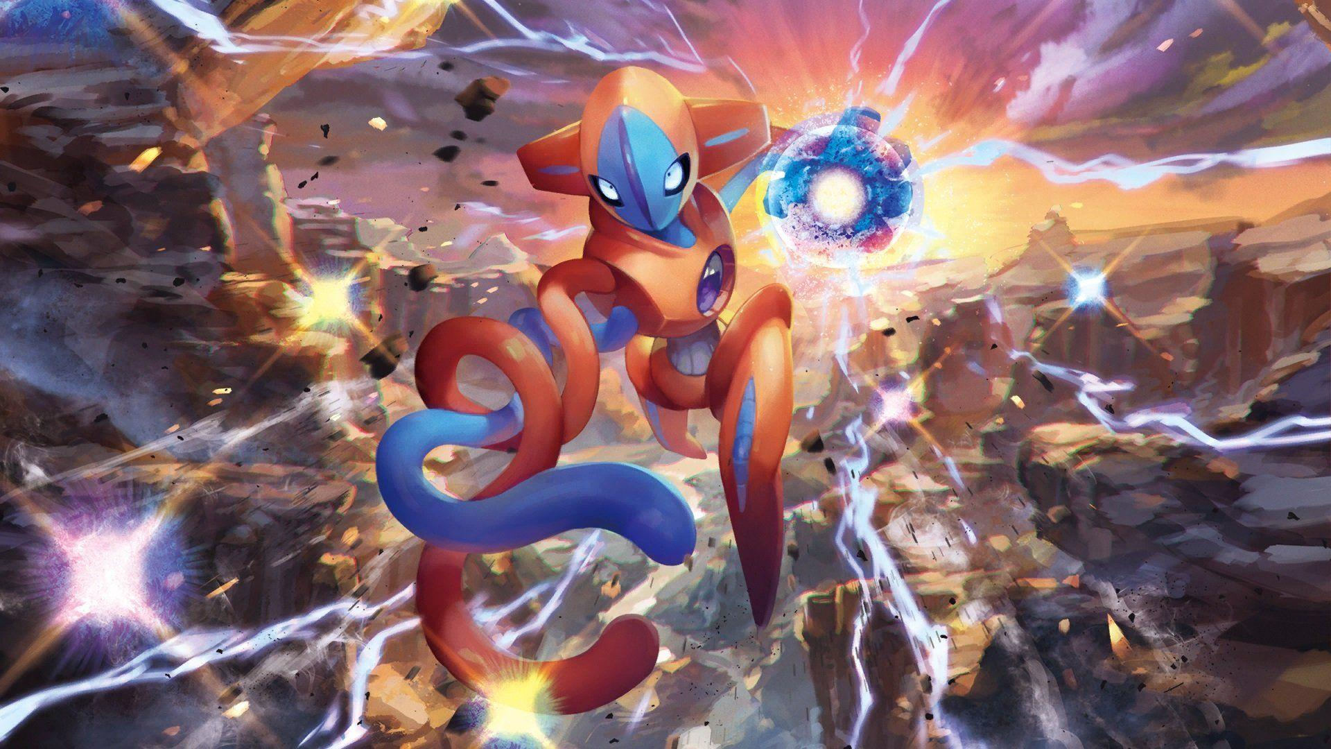 Deoxys Pokemon 940801